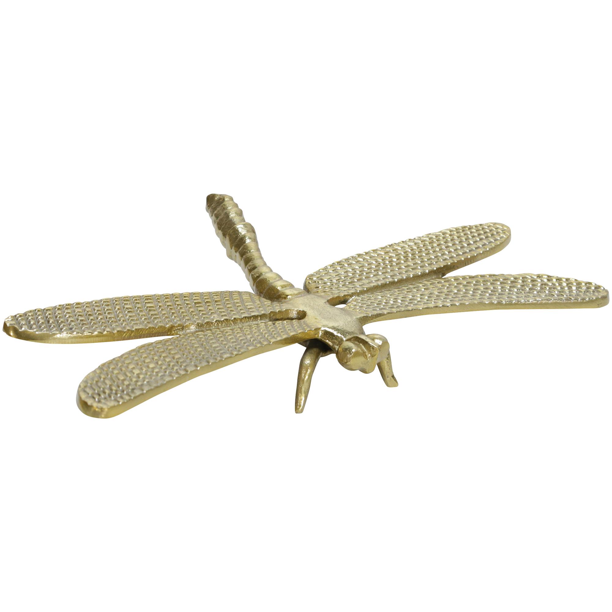 Sagebrook | Heartland Home Gold Dragonfly