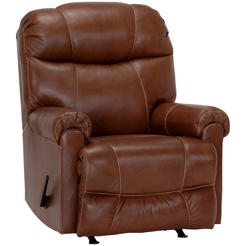 Franklin | Franz Whiskey Rocker Recliner Chair