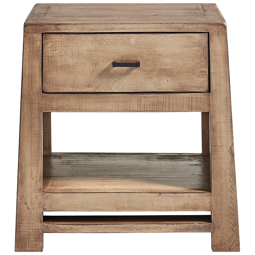 Progressive Furniture Inc. | Caroline Cornflower Nightstand