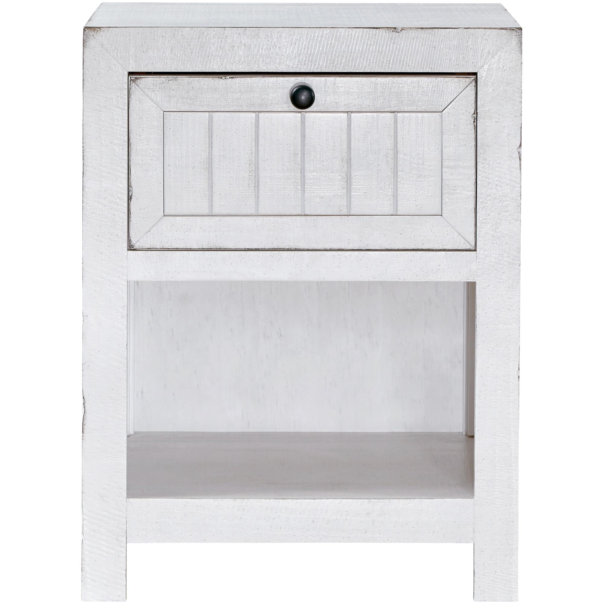 Progressive Furniture Inc. | Elmhurst White Nightstand