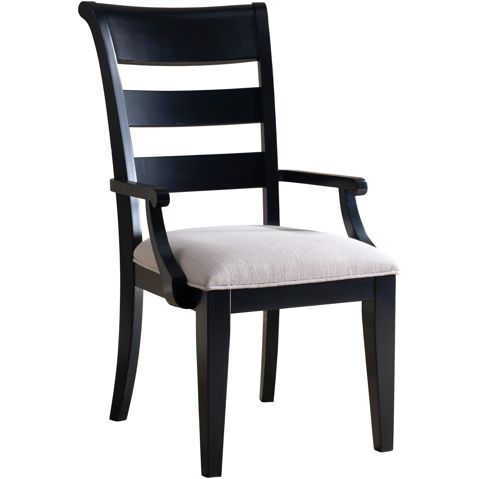 Legacy Classic Furniture | Breckenridge Blue Arm Chair