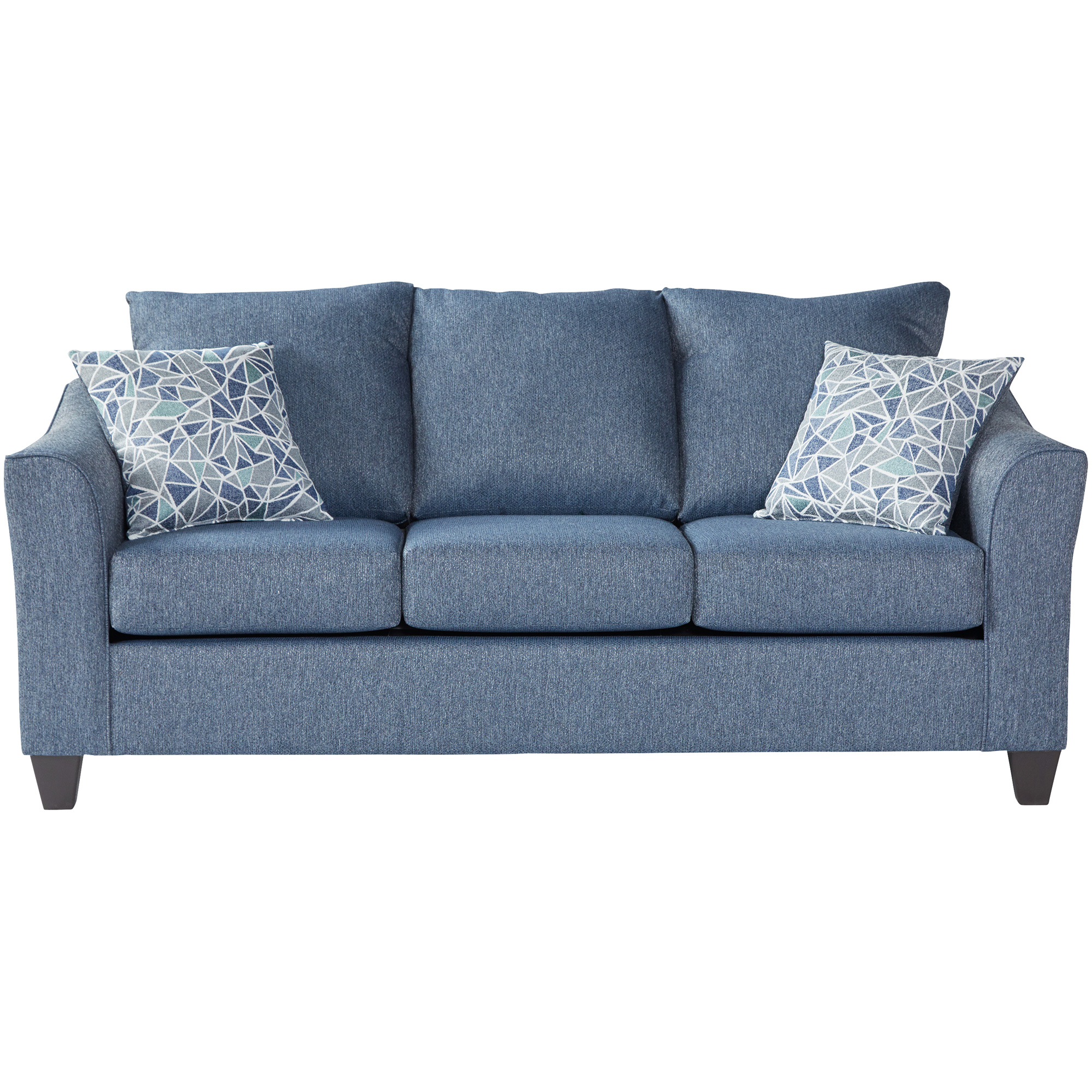Serta Upholstery By Hughes Furniture | Bolt Cobalt Sofa