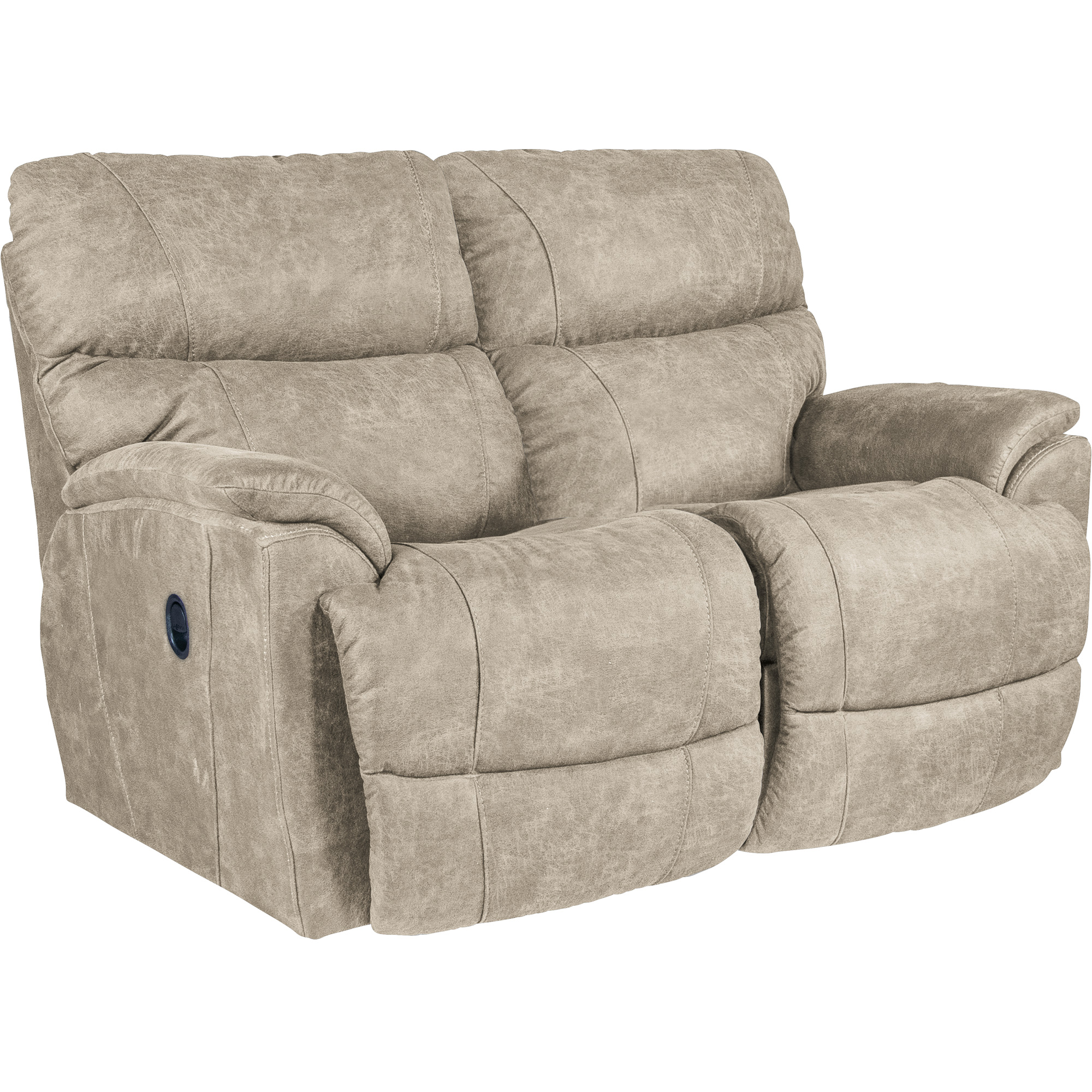 La-Z-Boy | Trouper Stucco Reclining Loveseat Sofa