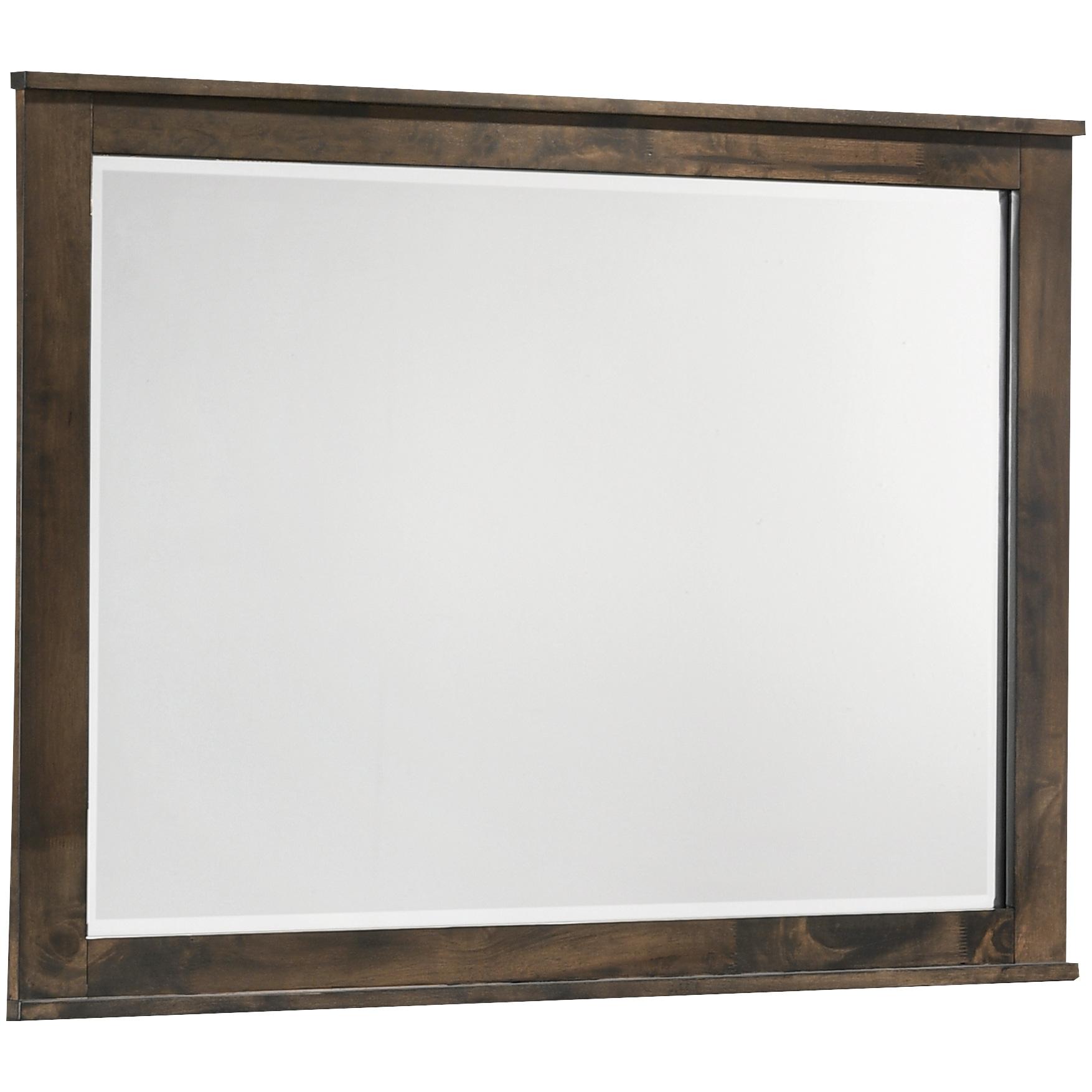 New Classic | Blue Ridge Rustic Gray Mirror