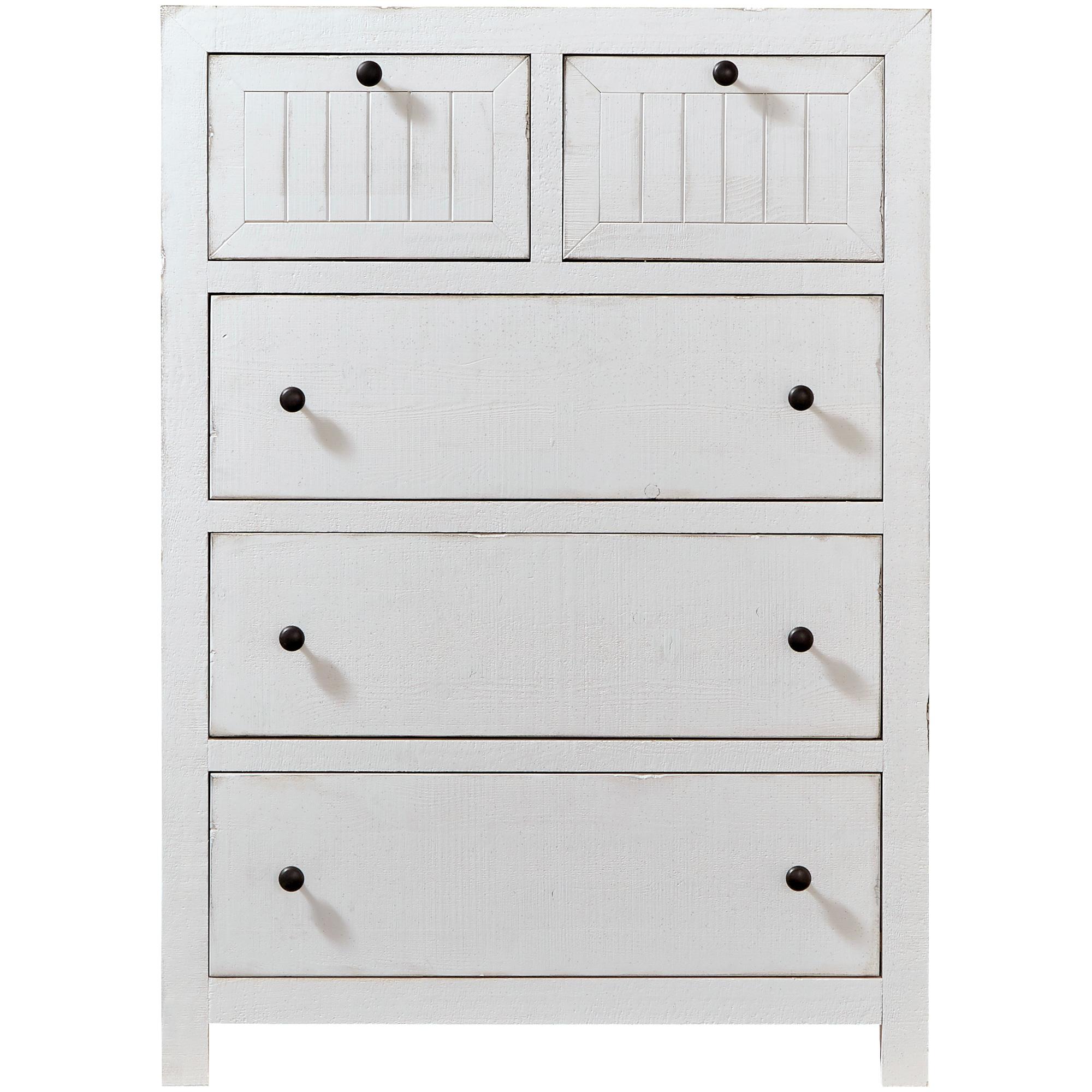 Progressive Furniture Inc. | Elmhurst White Chest