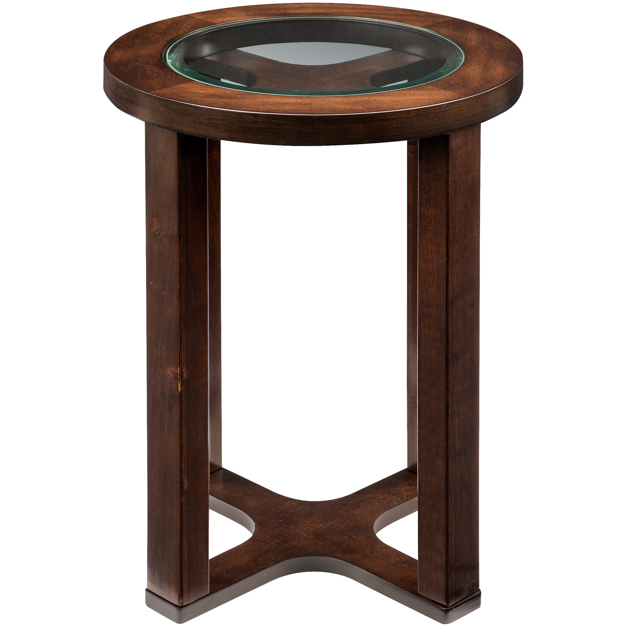 Picture of: Marion Round Chairside Table Living Rooms Slumberland