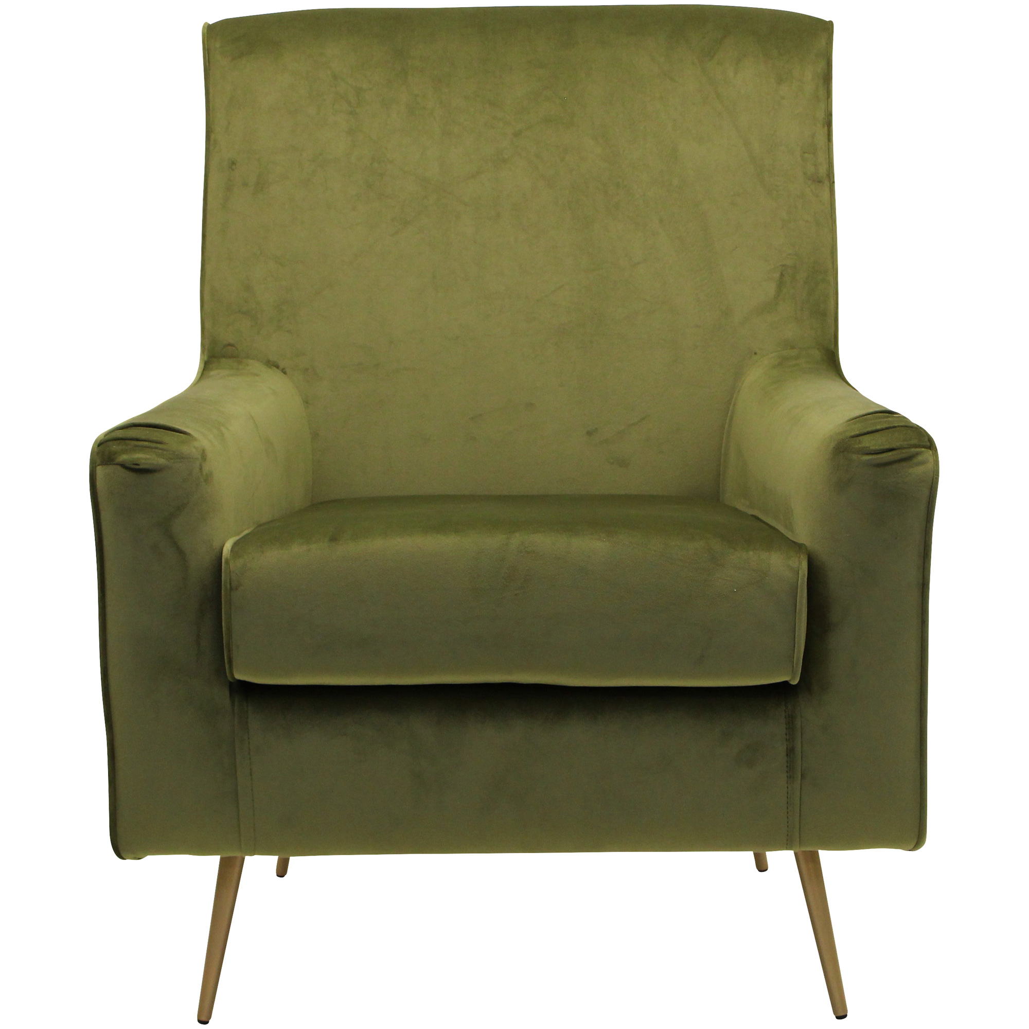 Overman | Lana Avocado Accent Chair