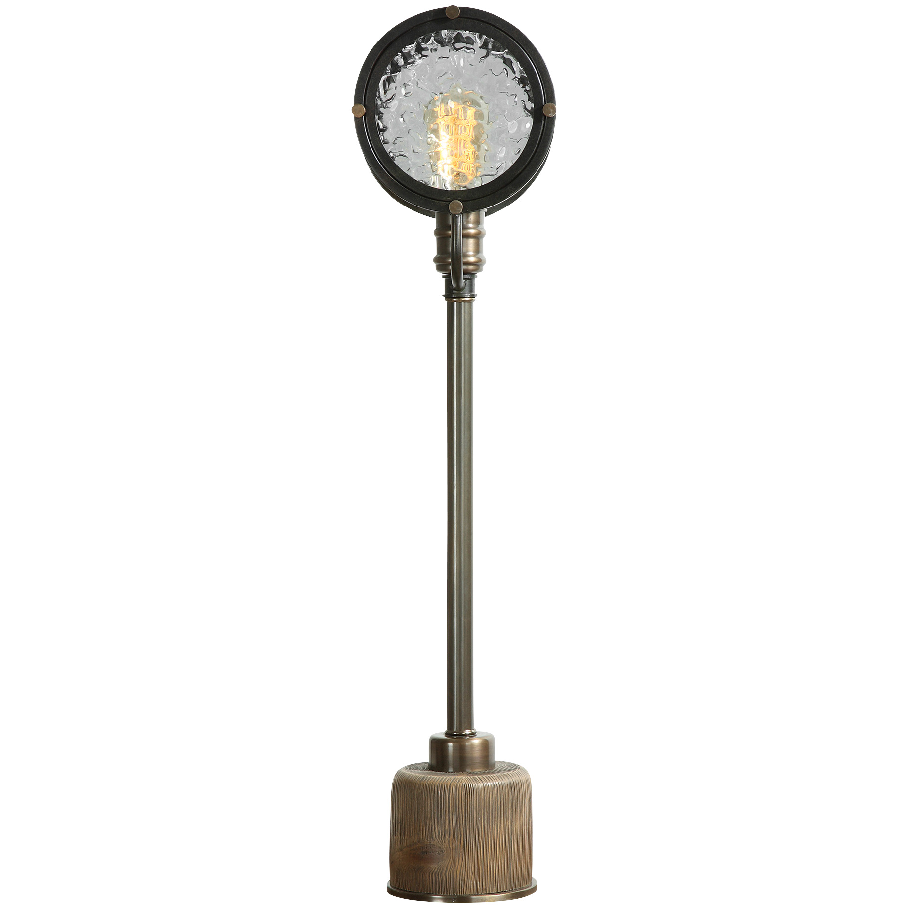 Uttermost | Gavia Iron Column Lamp