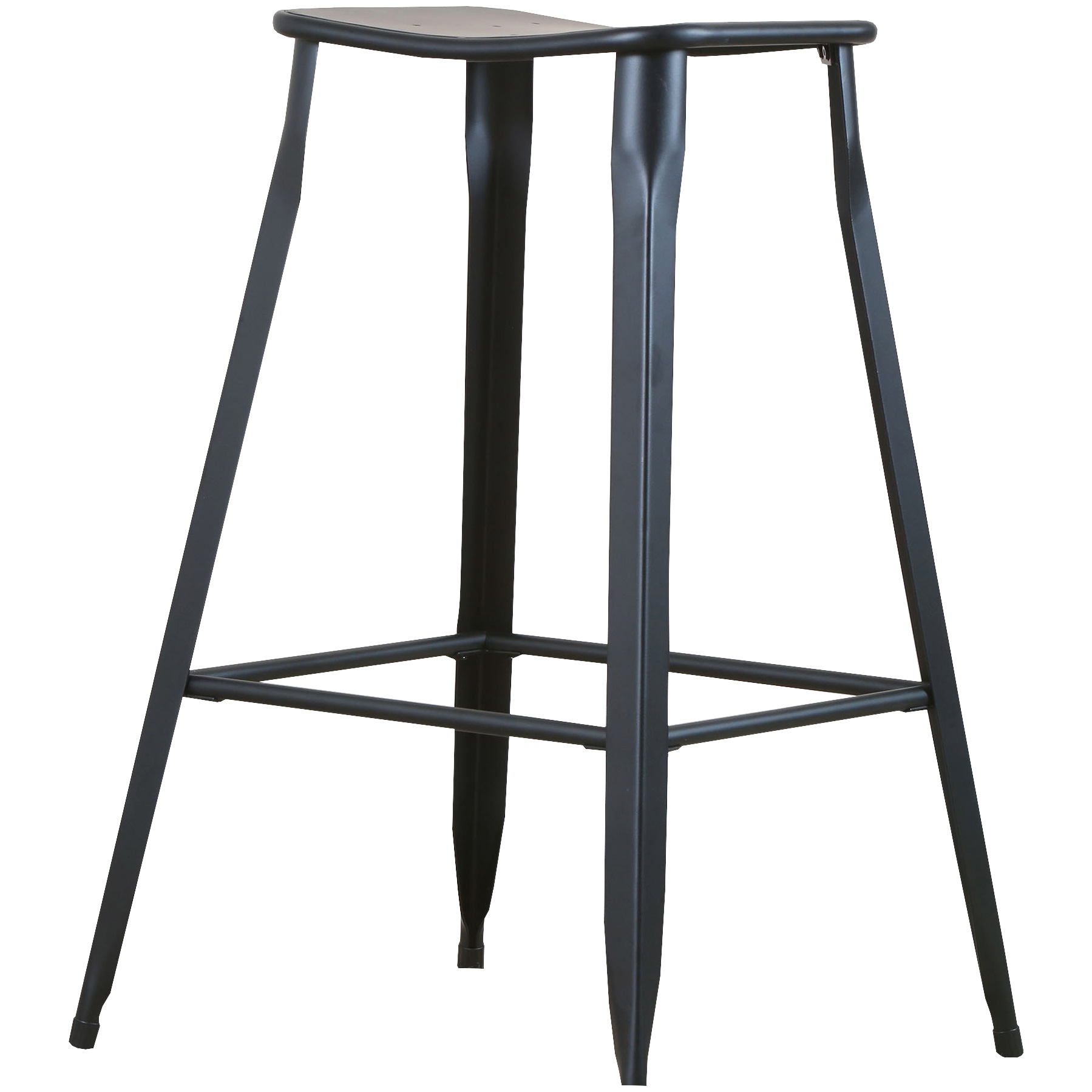 Kith Furniture | Coolie Charcoal Bar Stool