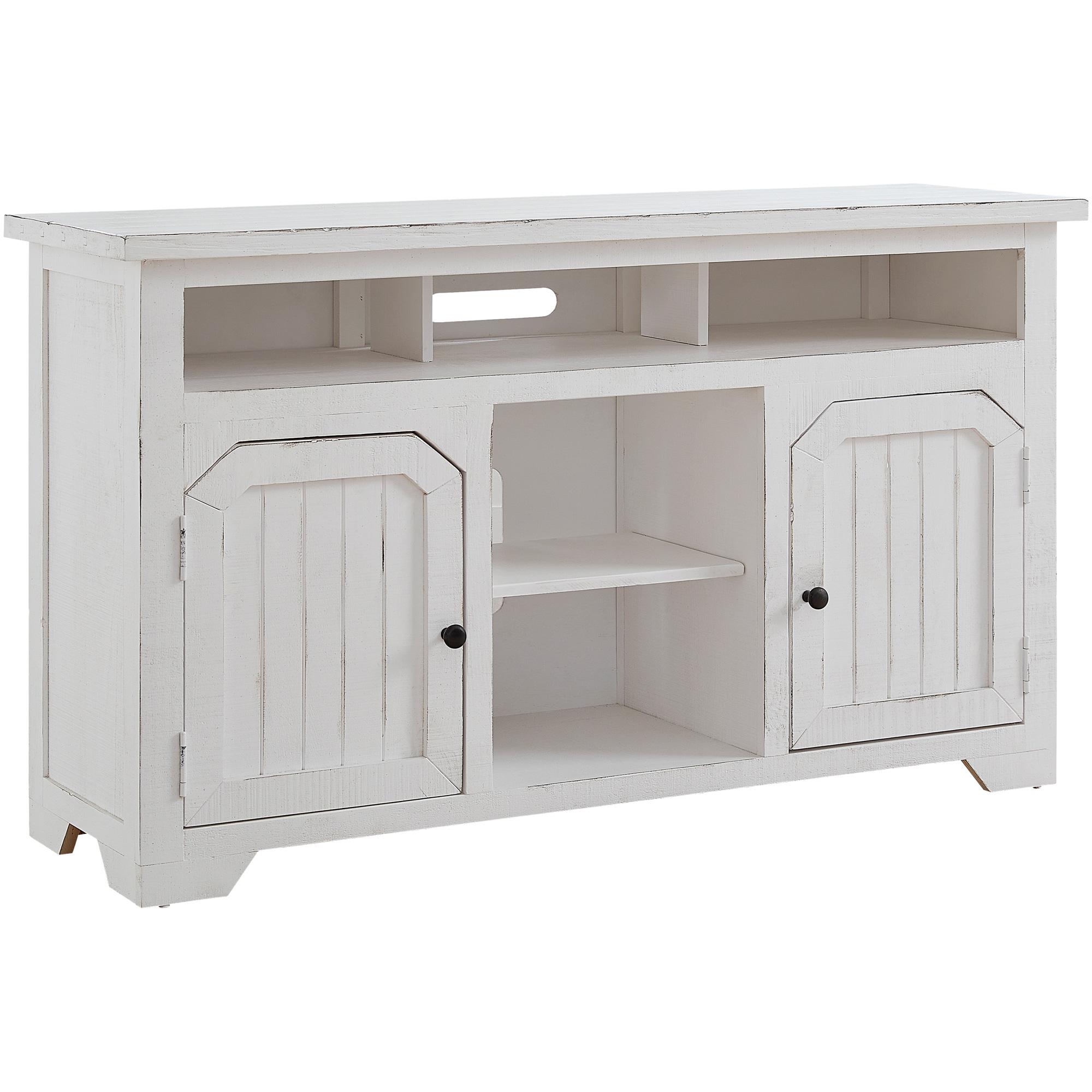 """Progressive Furniture Inc. | Elmhurst White 56"""" Console Table"""
