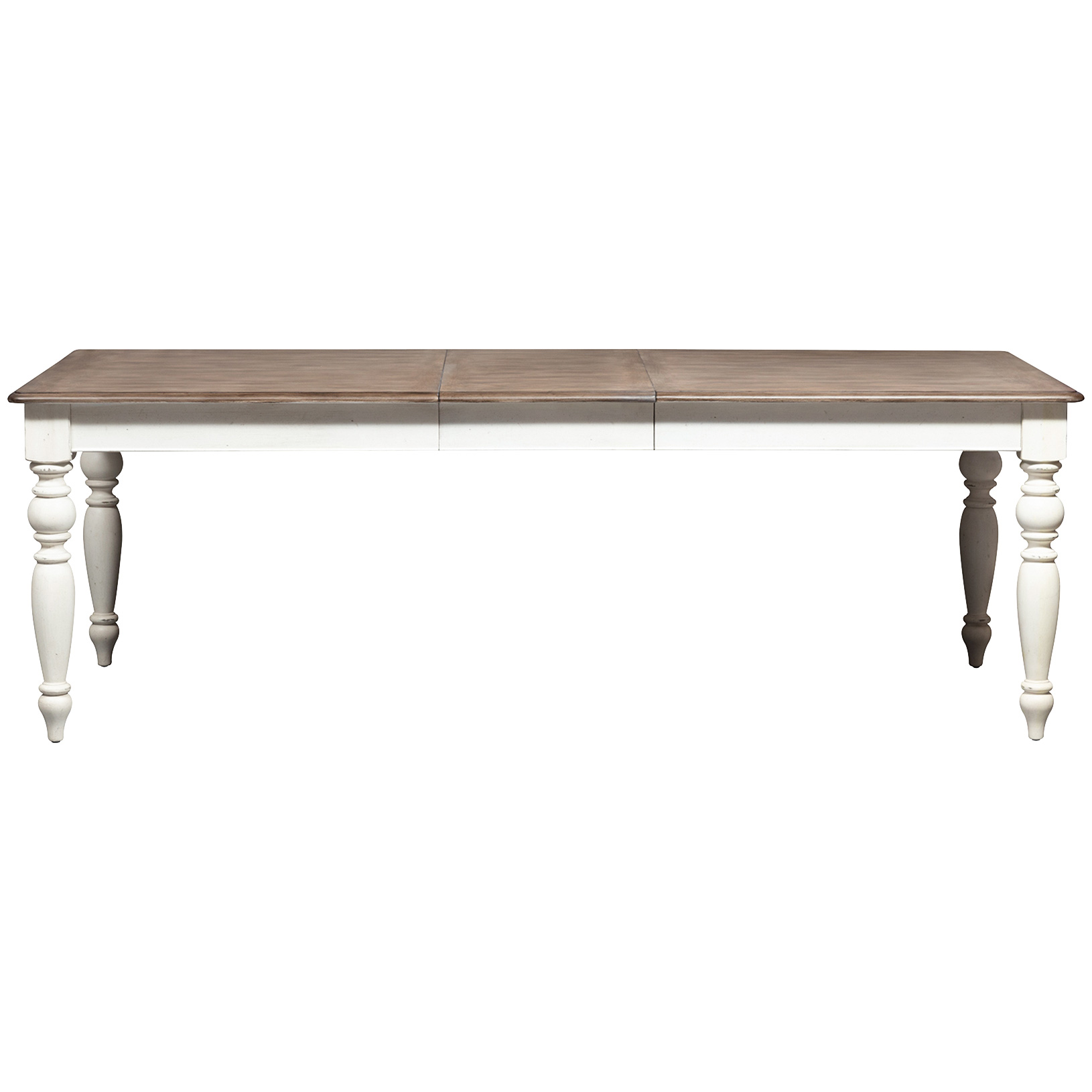Liberty Furniture | Abbey Road White Dining Table