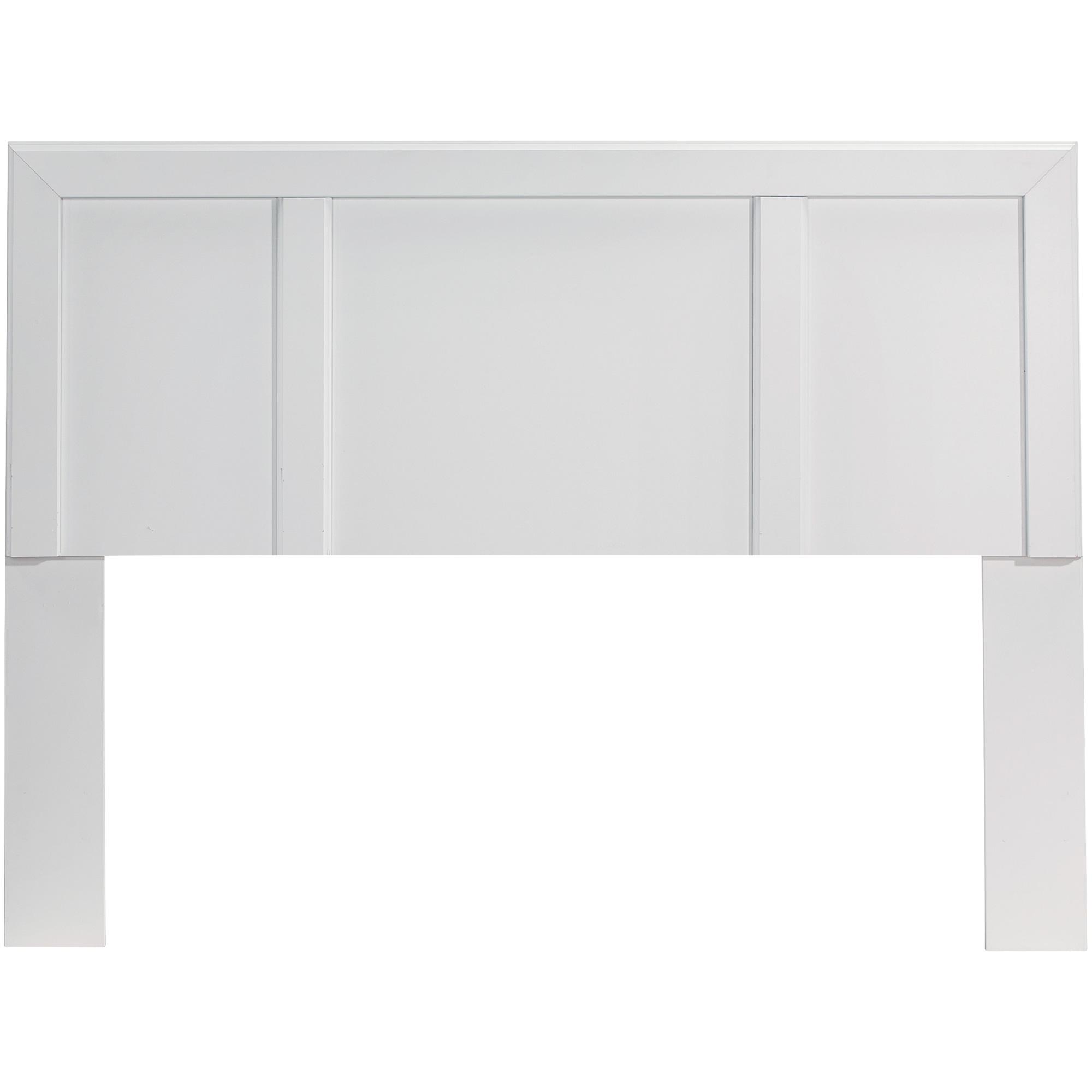 Kith Furniture | Bridgetown White Queen Headboard