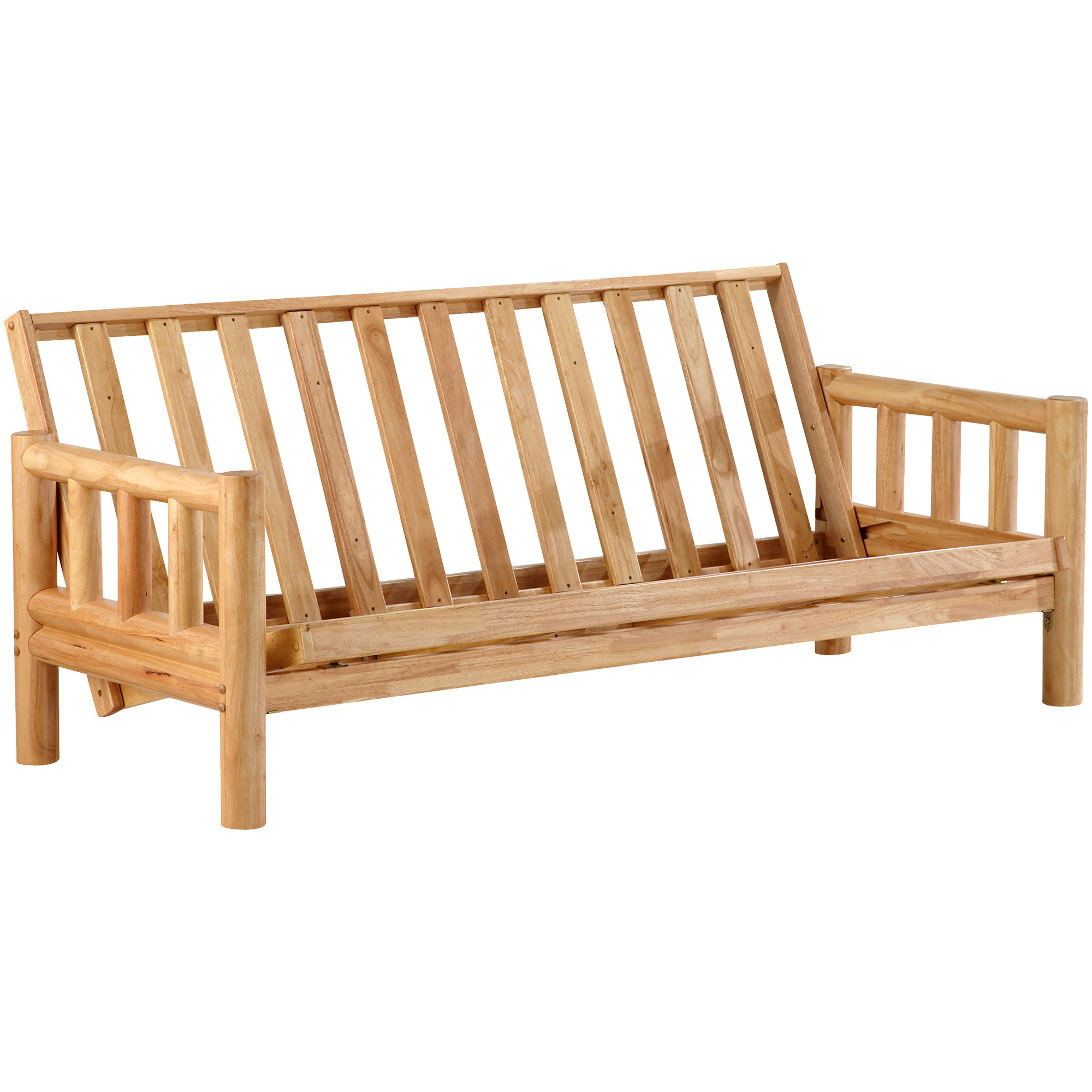 Kodiak Furniture | Clear Creek Natural Futon Frame