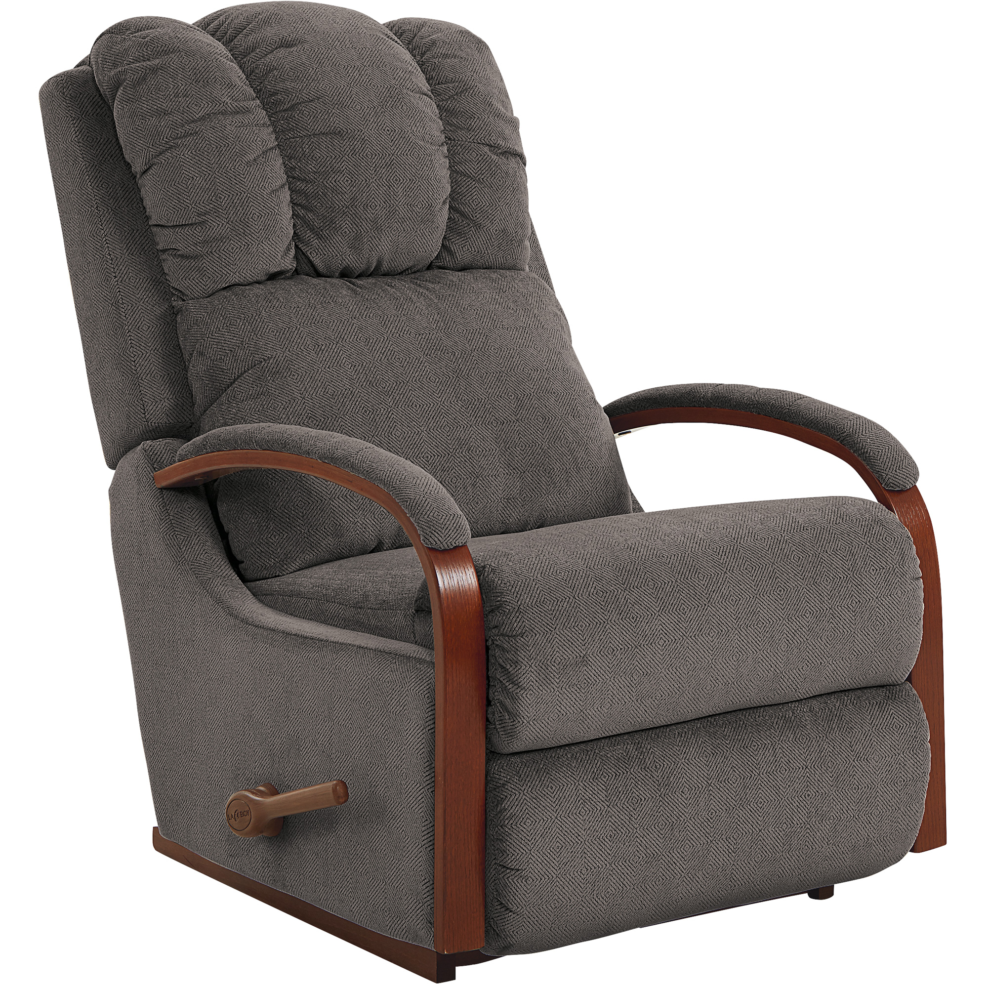 La-Z-Boy | Harbor Town Granite Rocker Recliner Chair