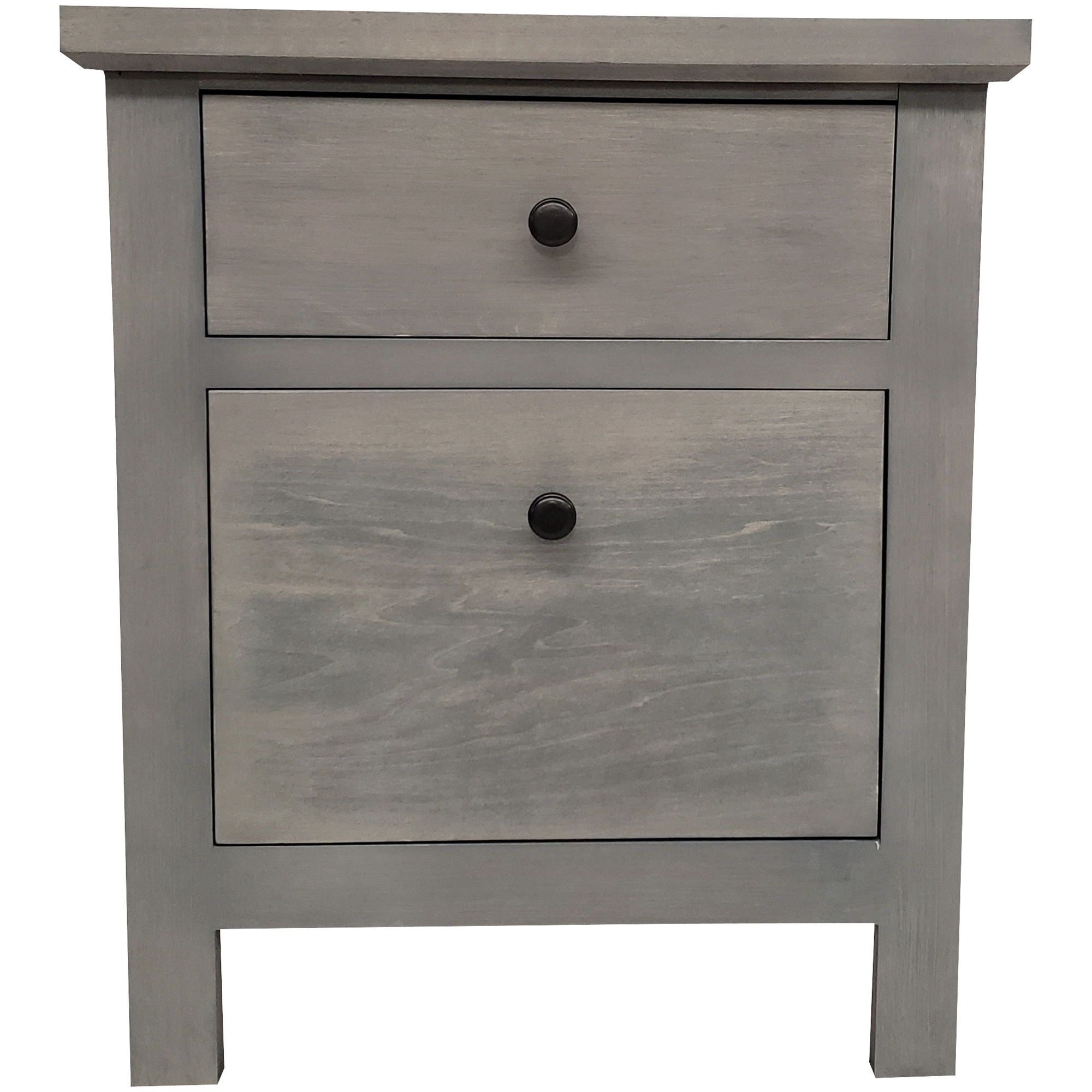 Kurio King | Classic Charcoal File Cabinet