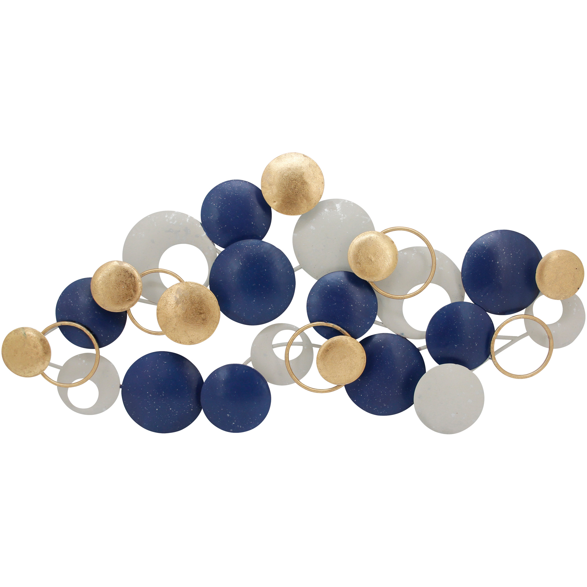 Sagebrook | Collected Culture Navy Wall Decor