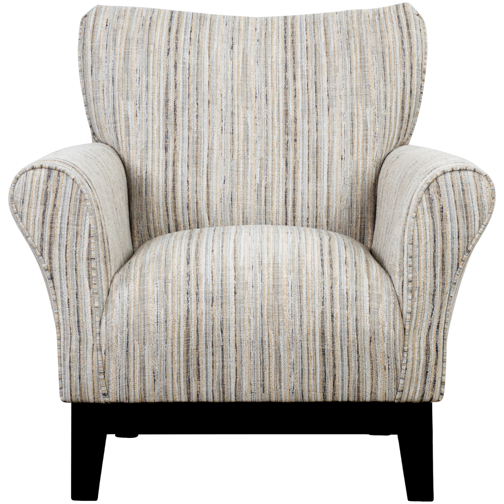 Best Home Furnishings | Aiden Gray Club Chair