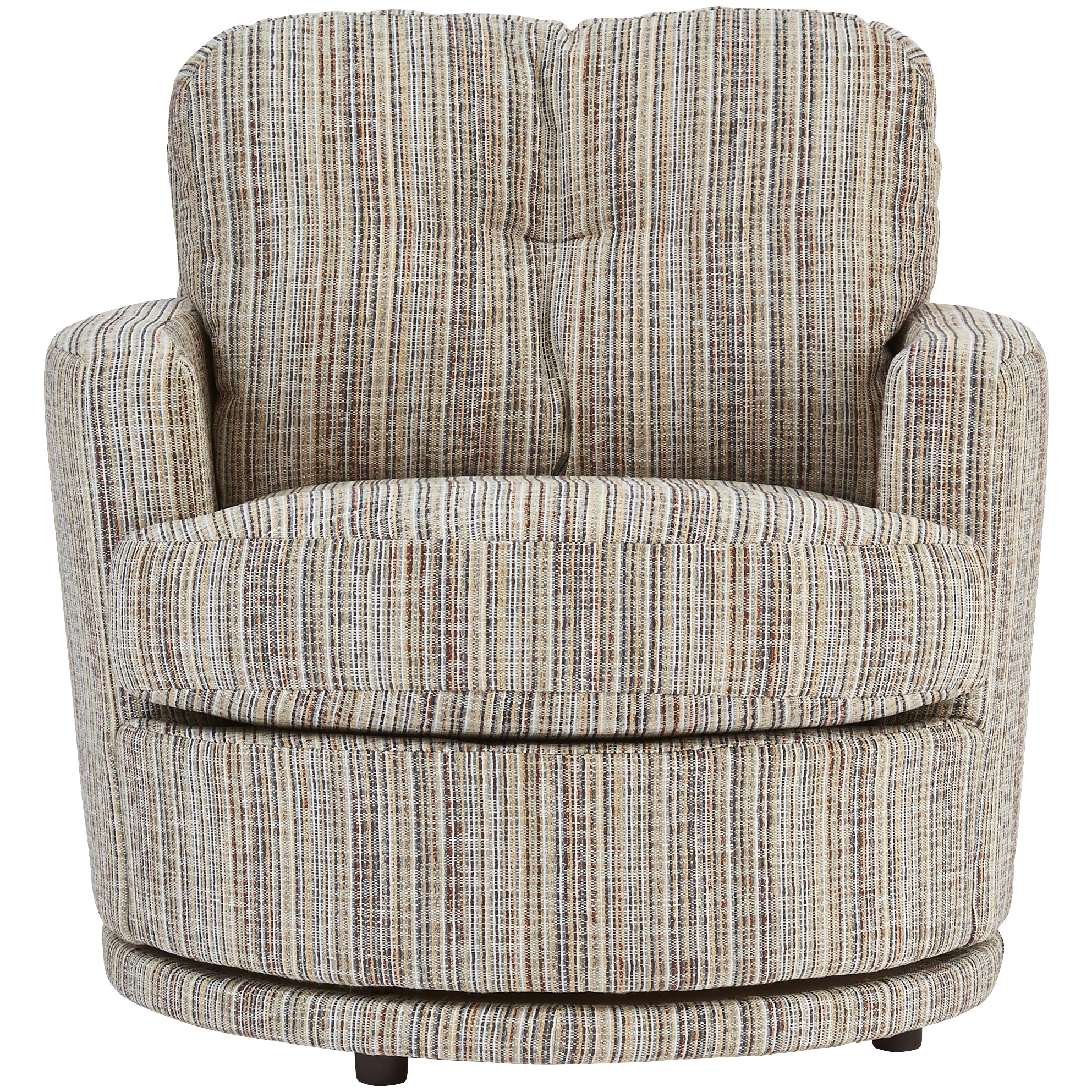 Best Home Furnishings | Annabel Aztec Accent Swivel Chair