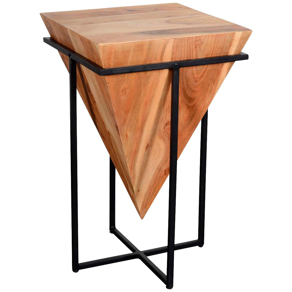 Design Destinations | Brixton Natural Small End Table