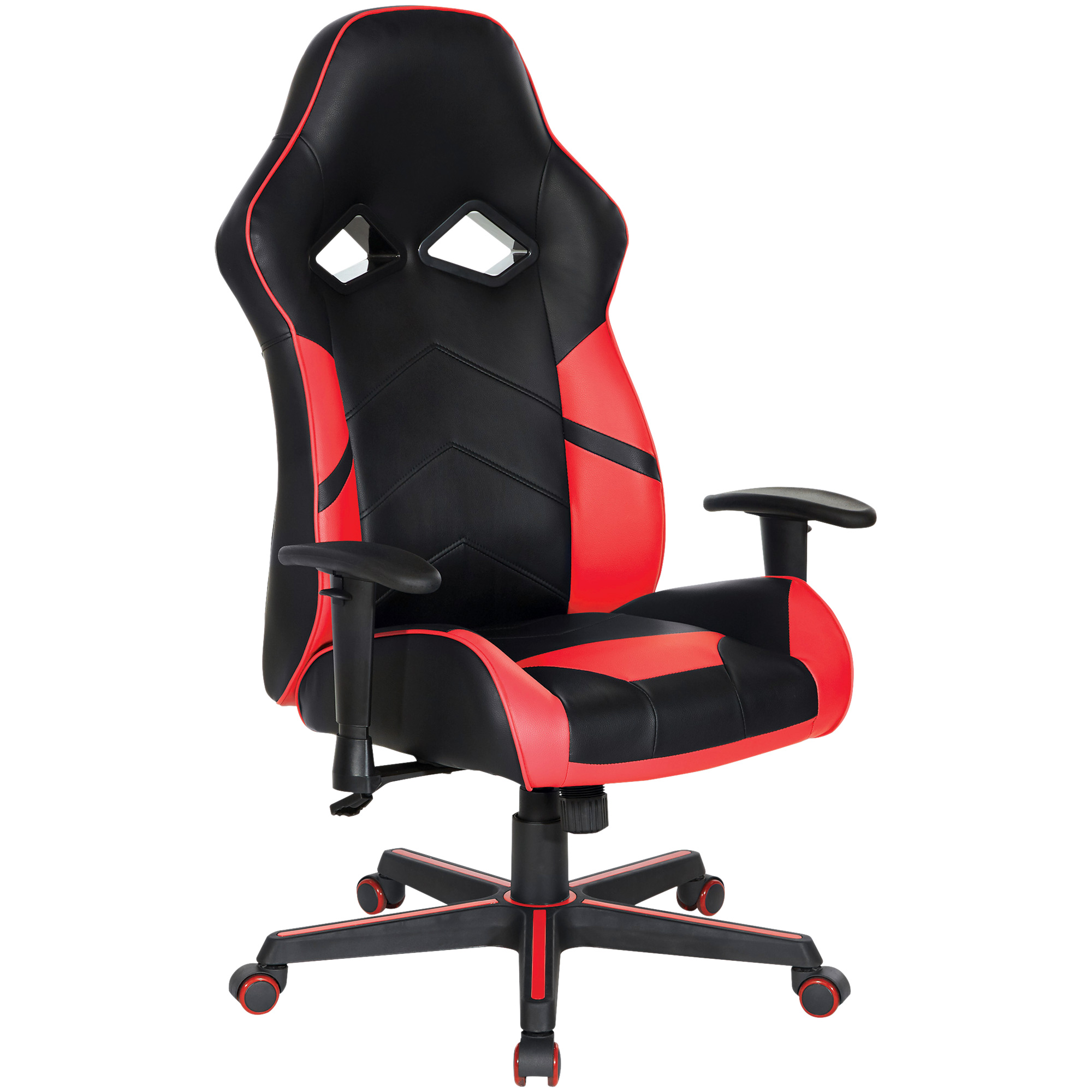 Office Star Products | Cobra Red Gaming Chair