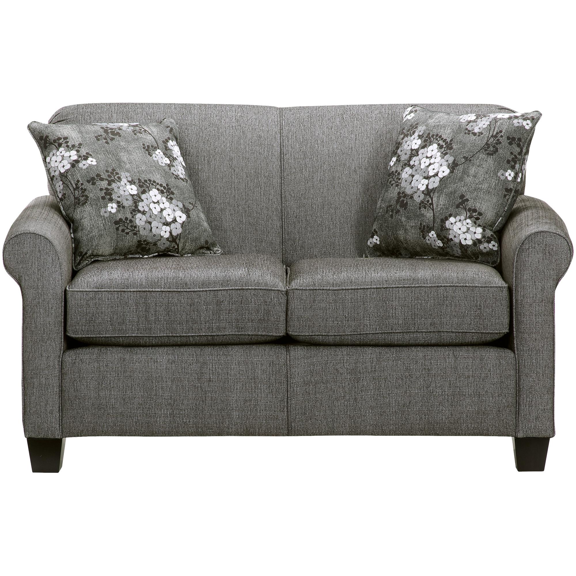 Dimensions By England | York Granite Loveseat Sofa