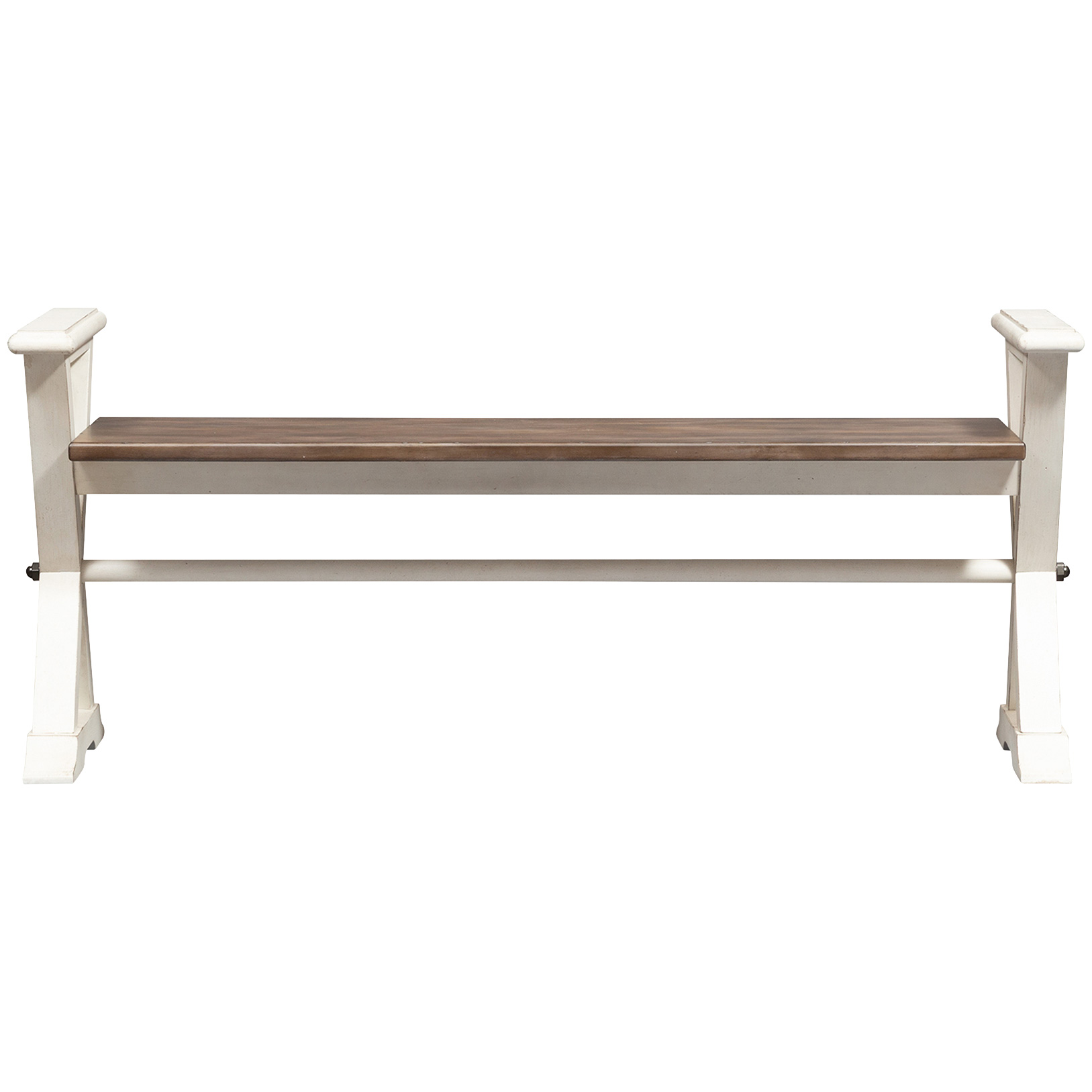Liberty Furniture | Abbey Road White Bed Bench