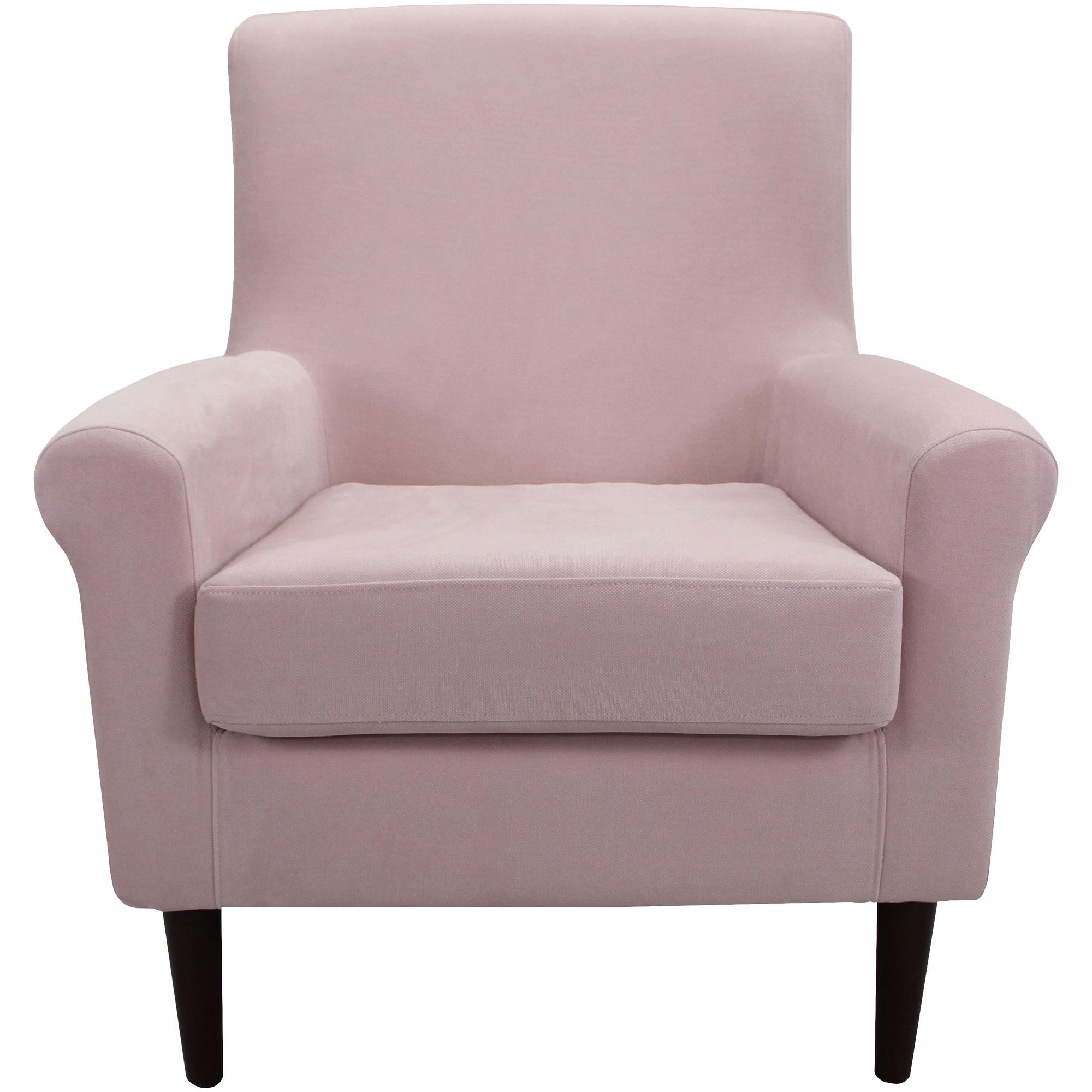 Overman | Ellis Blush Accent Chair