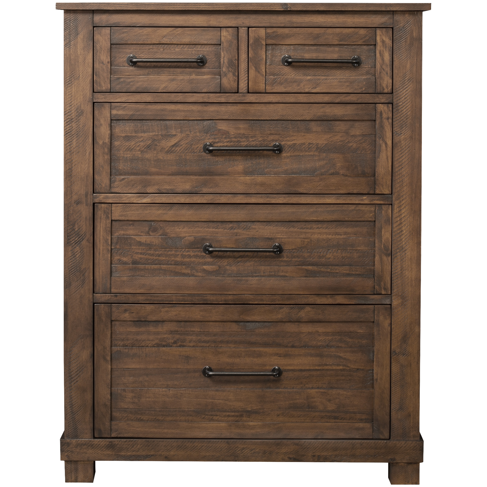 America | Sun Valley Rustic Timber Chest