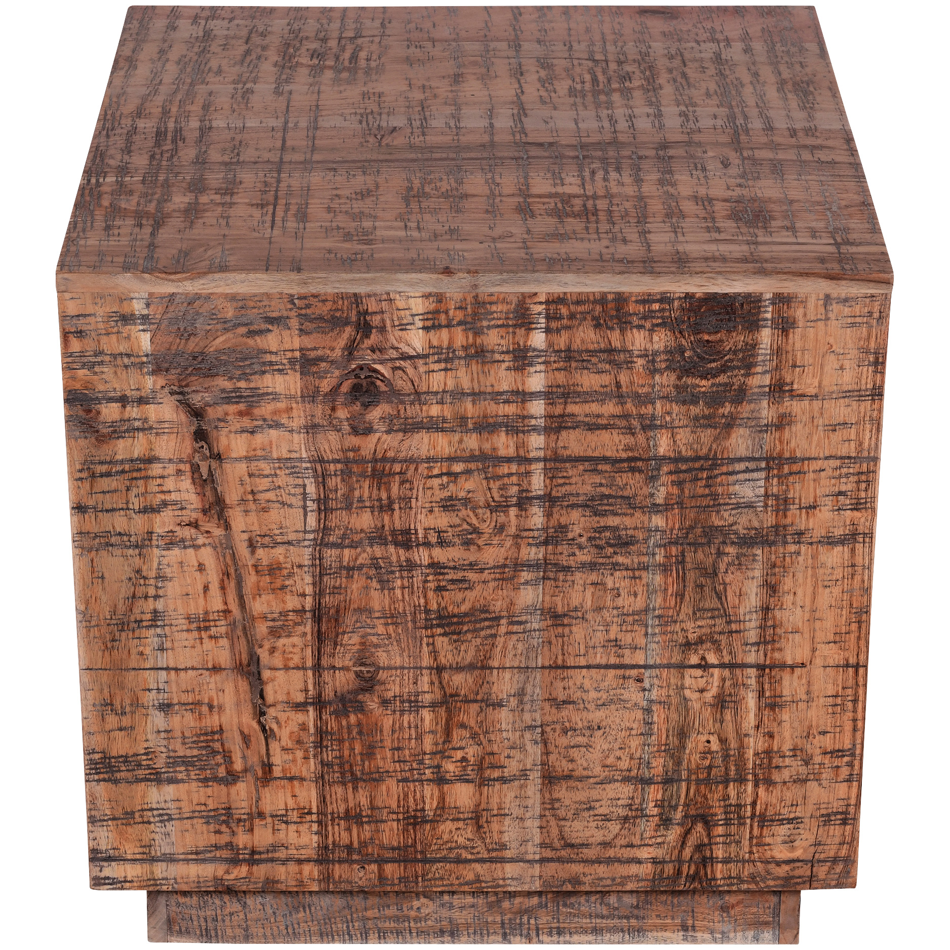 Global Home Group   Conner Natural End Table