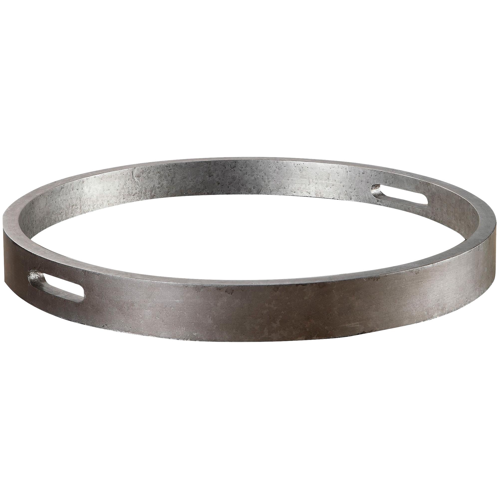 Uttermost | Bechet Round Silver Tray