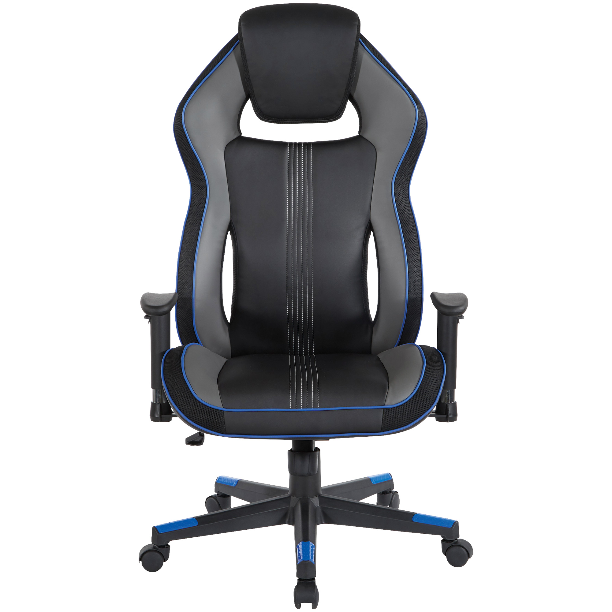 Office Star Products | Vibe Blue Gaming Chair