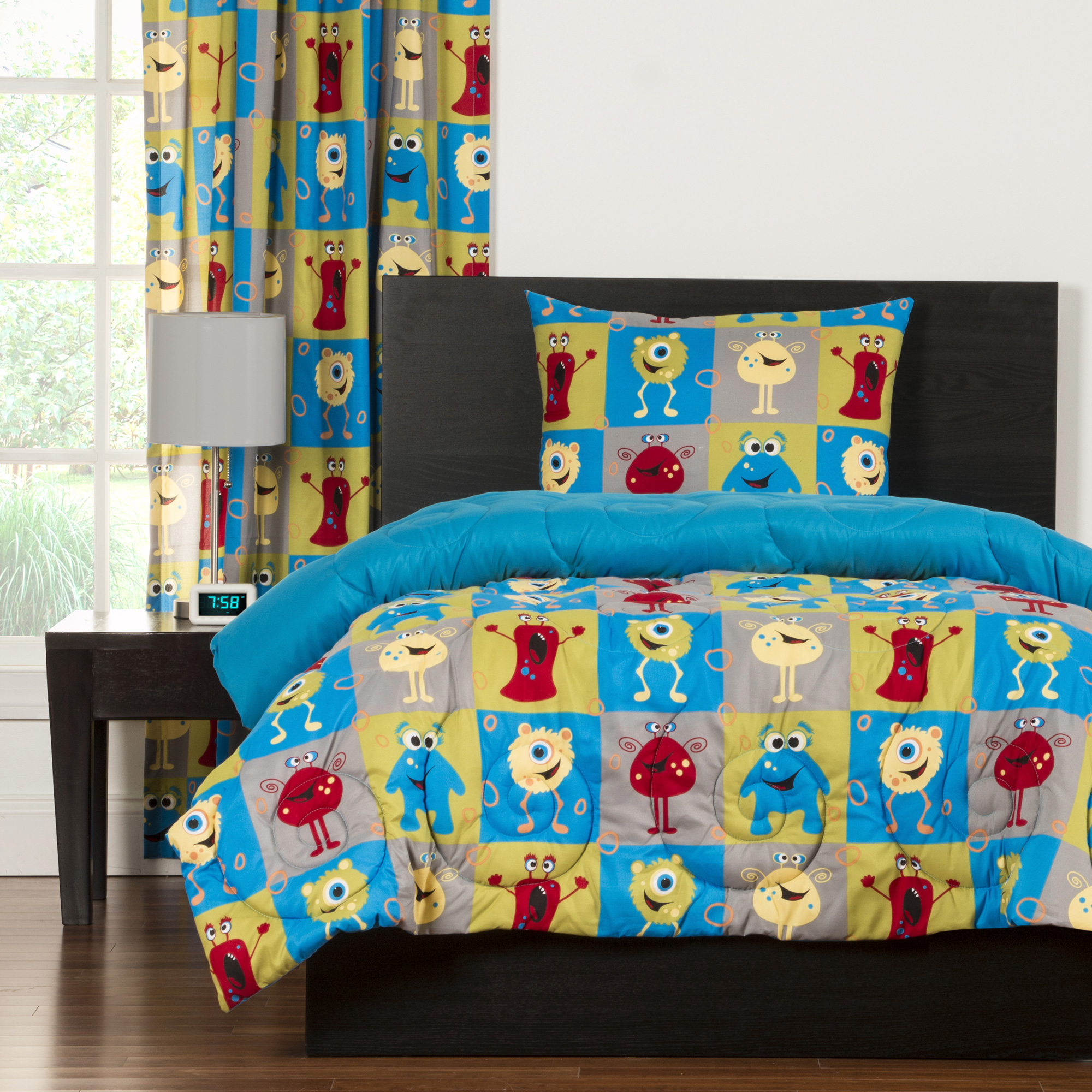 Sis Enterprises | Crayola Monster Friends 2 Piece Twin Comforter Set