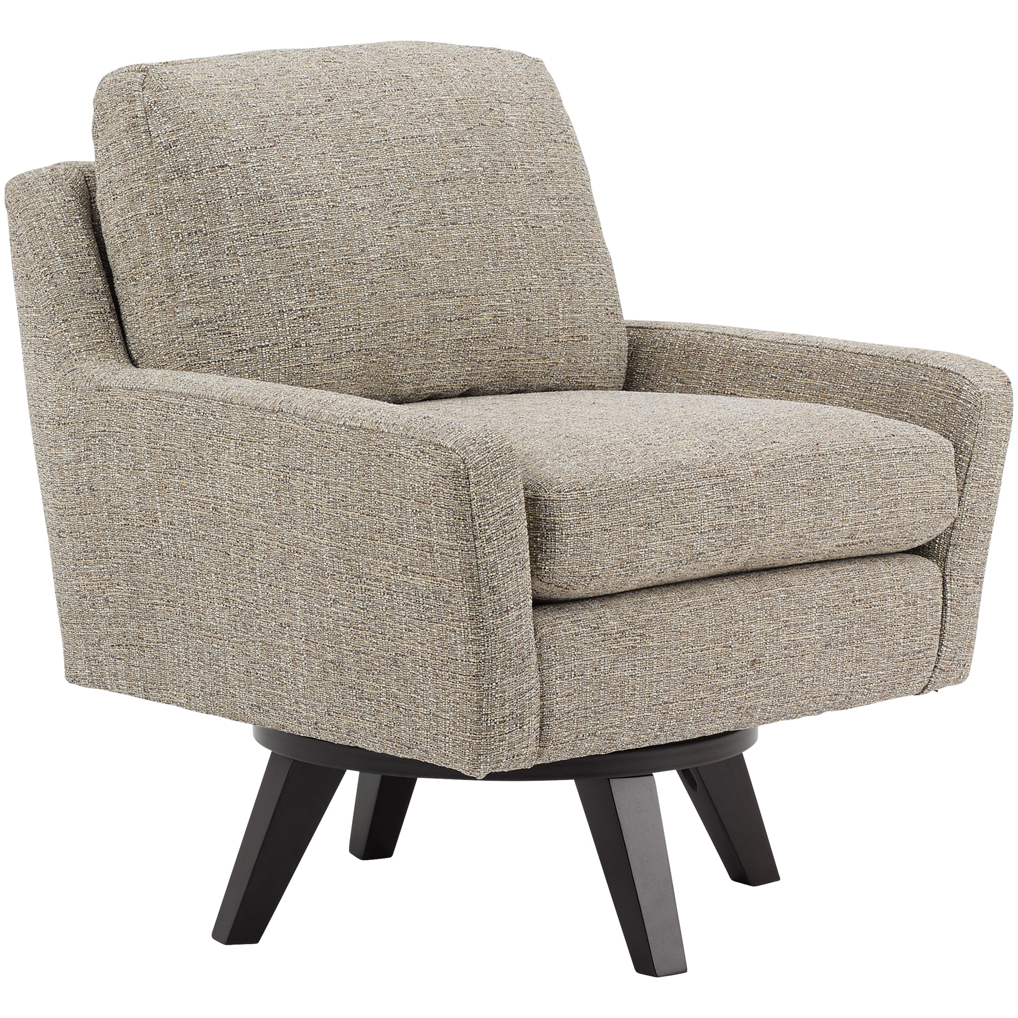 Best Home Furnishings | Seymour Sparrow Swivel Accent Chair