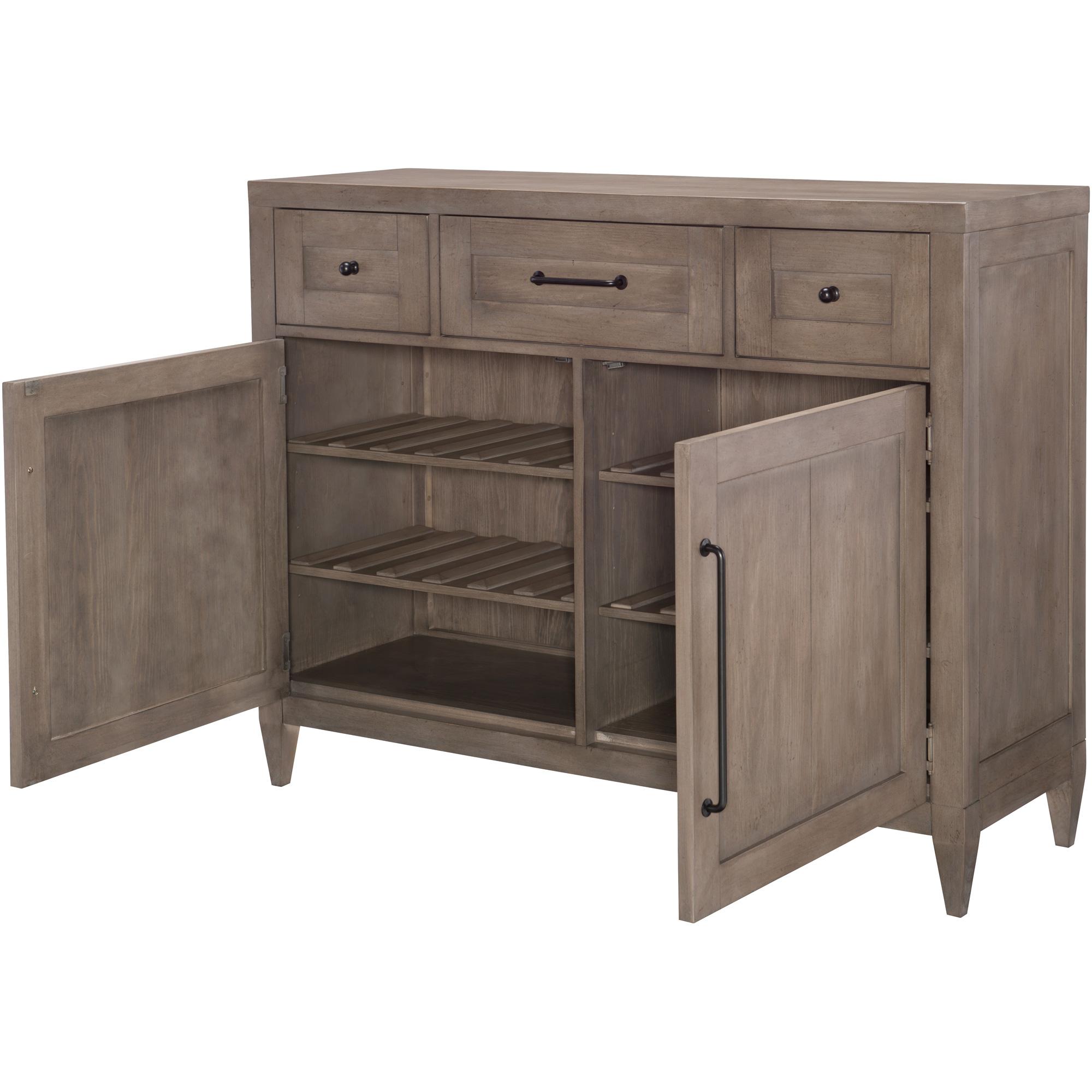Legacy Classic Furniture | Breckenridge Brown Credenza