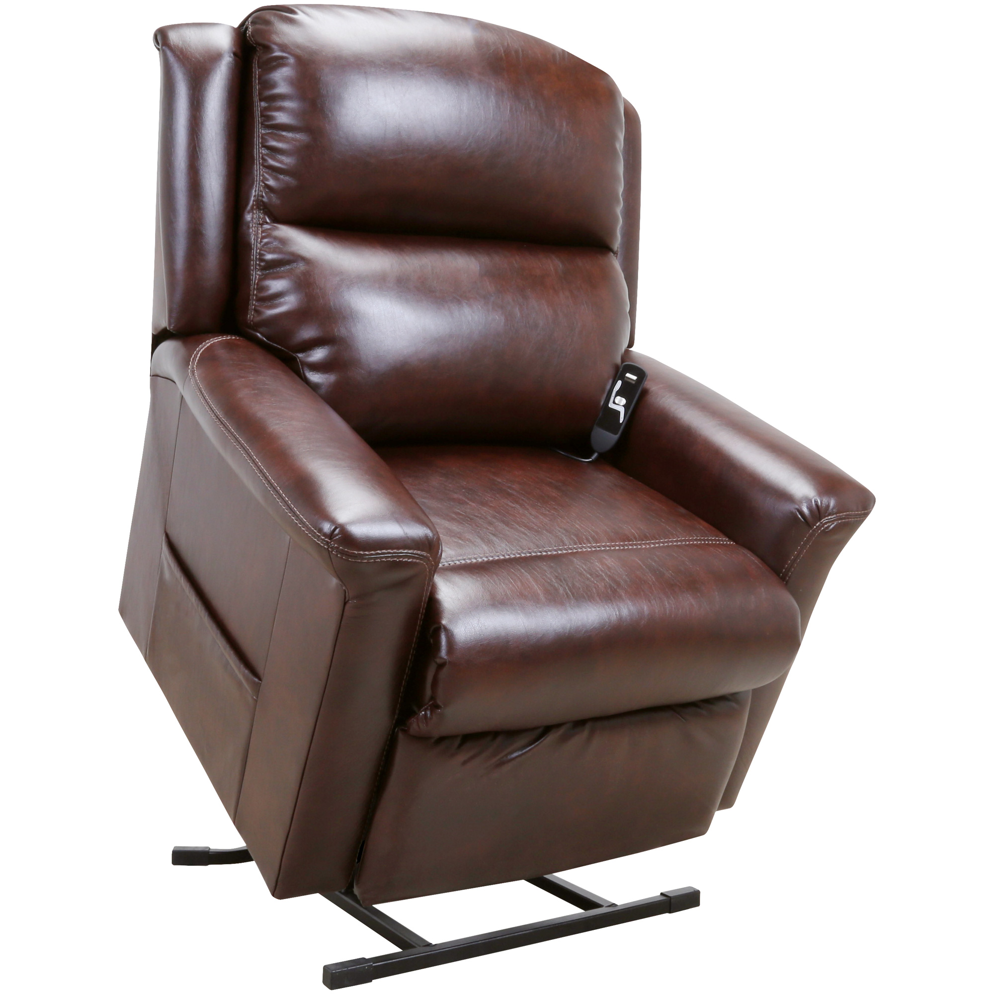 Franklin | Coral Chocolate Lift Chair Recliner