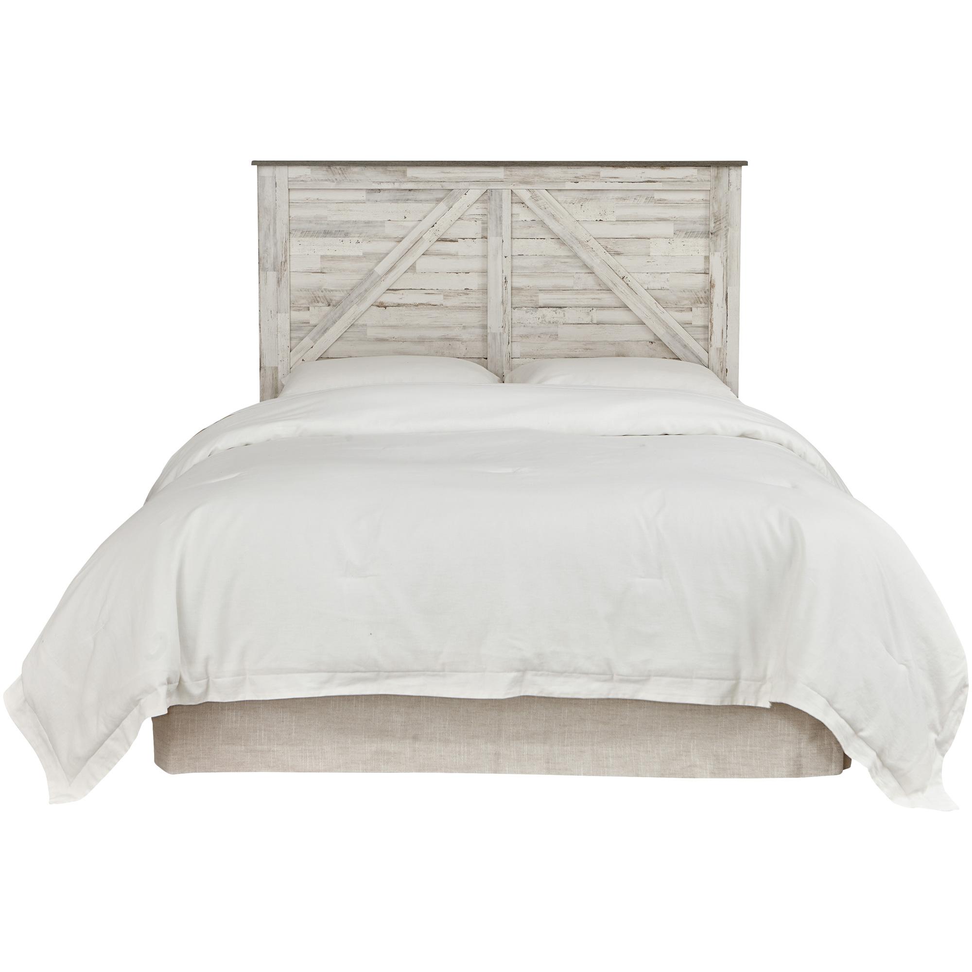 Kith Furniture | Aspen Gray Queen Headboard