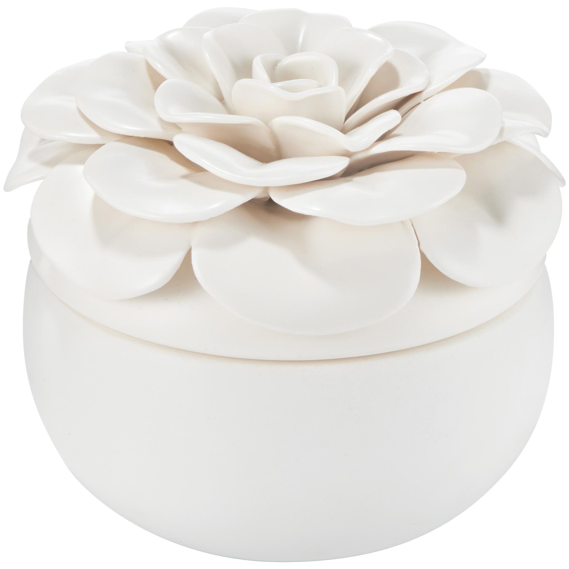 Illume | Essentials Citrus Crush Gardenia Flower Candle