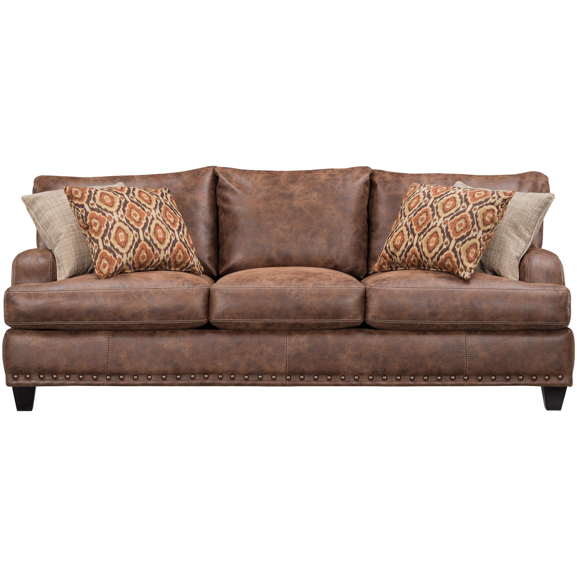 Franklin | Dexter Walnut Sofa