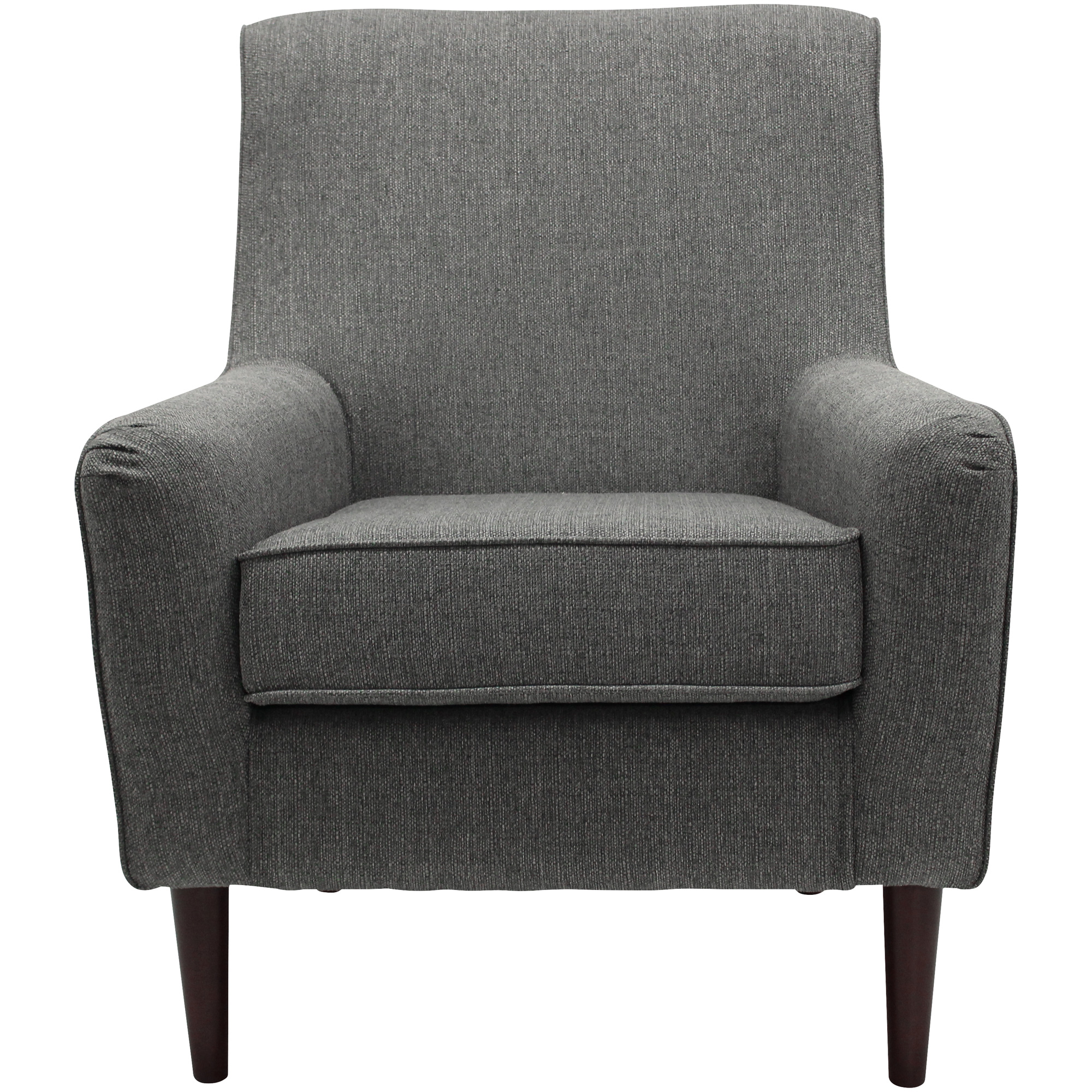 Overman | Laura Gray Accent Chair