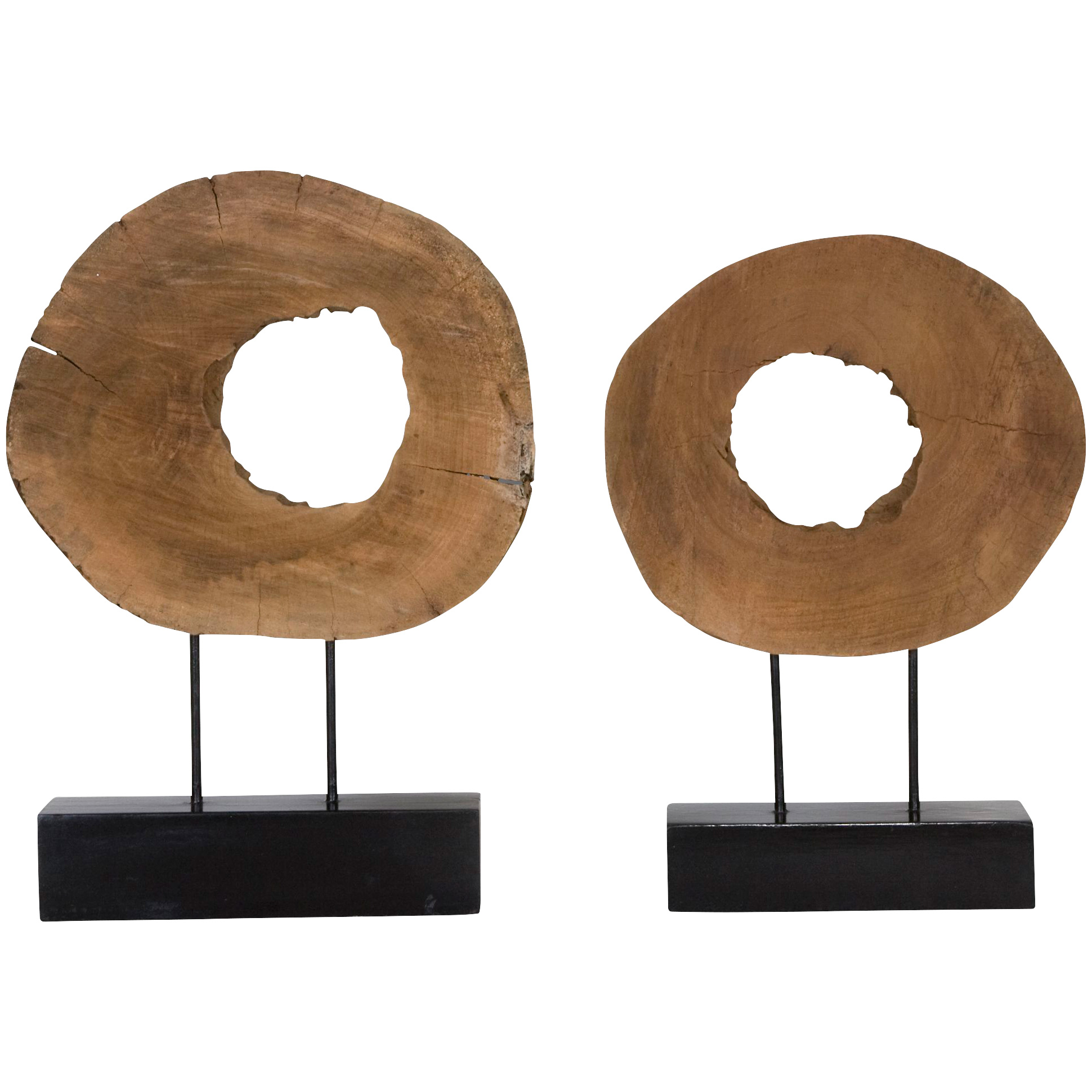 Uttermost | Ashlea Brown Wooden Sculptures