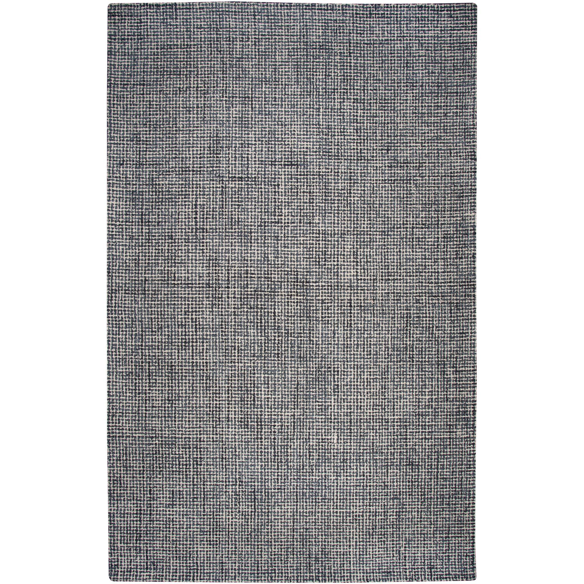 Rizzy Home | Brindleton Black 5x8 Area Rug