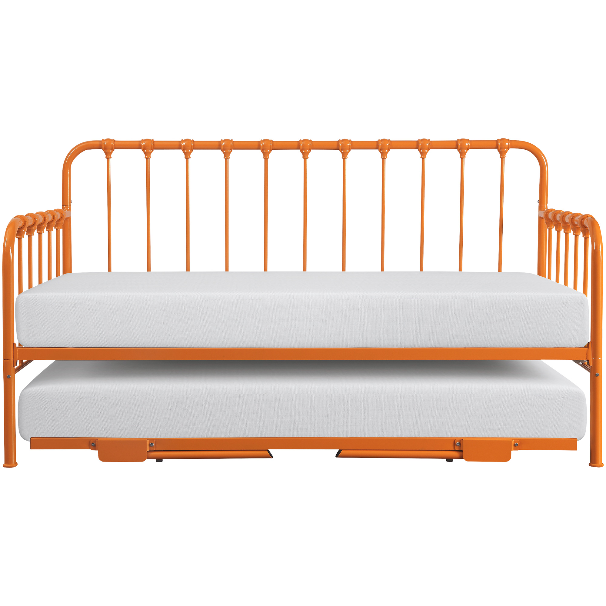 Home Elegance | Bradley Orange Daybed