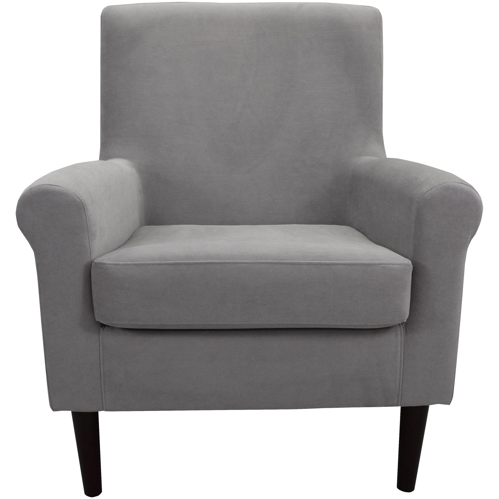 Overman | Ellis Light Gray Accent Chair