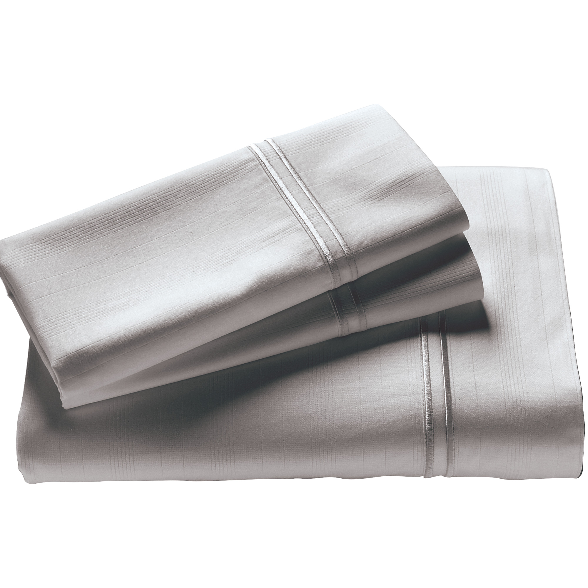 Purecare | Elements Dove Gray Full Bamboo Sheet Set