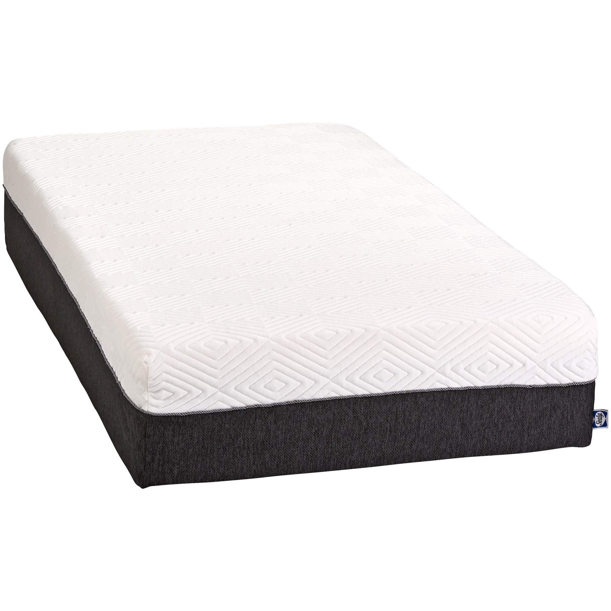 """Slumbercrest 12"""" Hybrid Twin Mattress in a Box"""