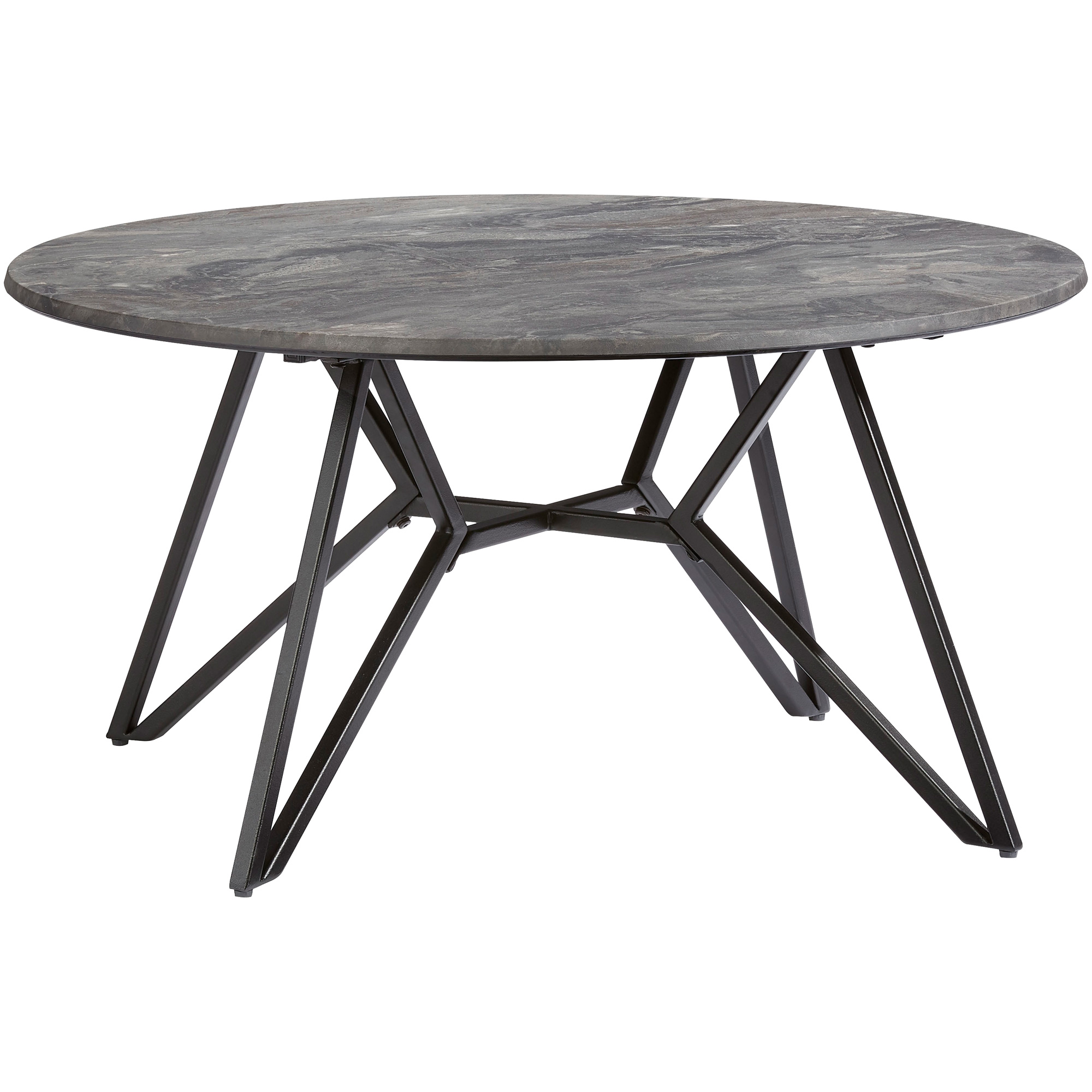 Progressive | Ember Gray Coffee Table