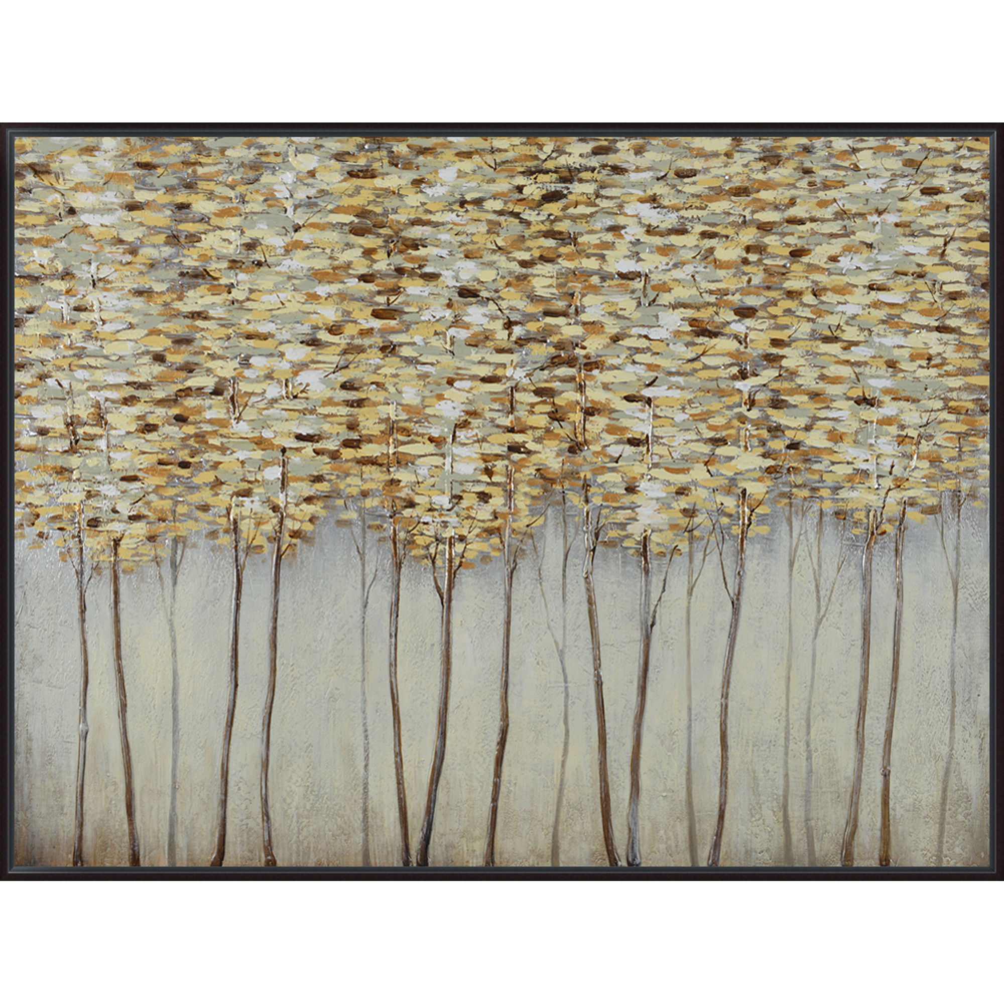 Stylecraft Home Collection | Aspen Multi Canvas Wall Decor