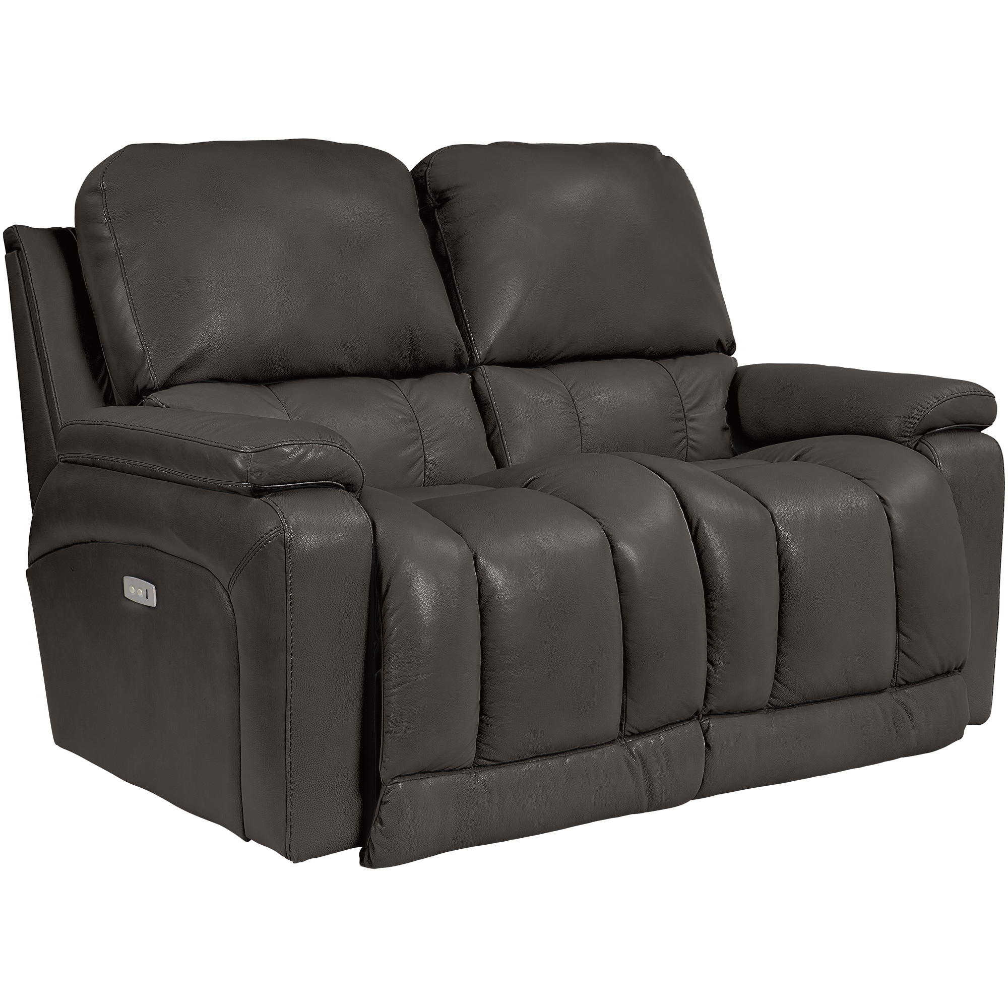 La-Z-Boy | Greyson Shitake Power Reclining Loveseat Sofa