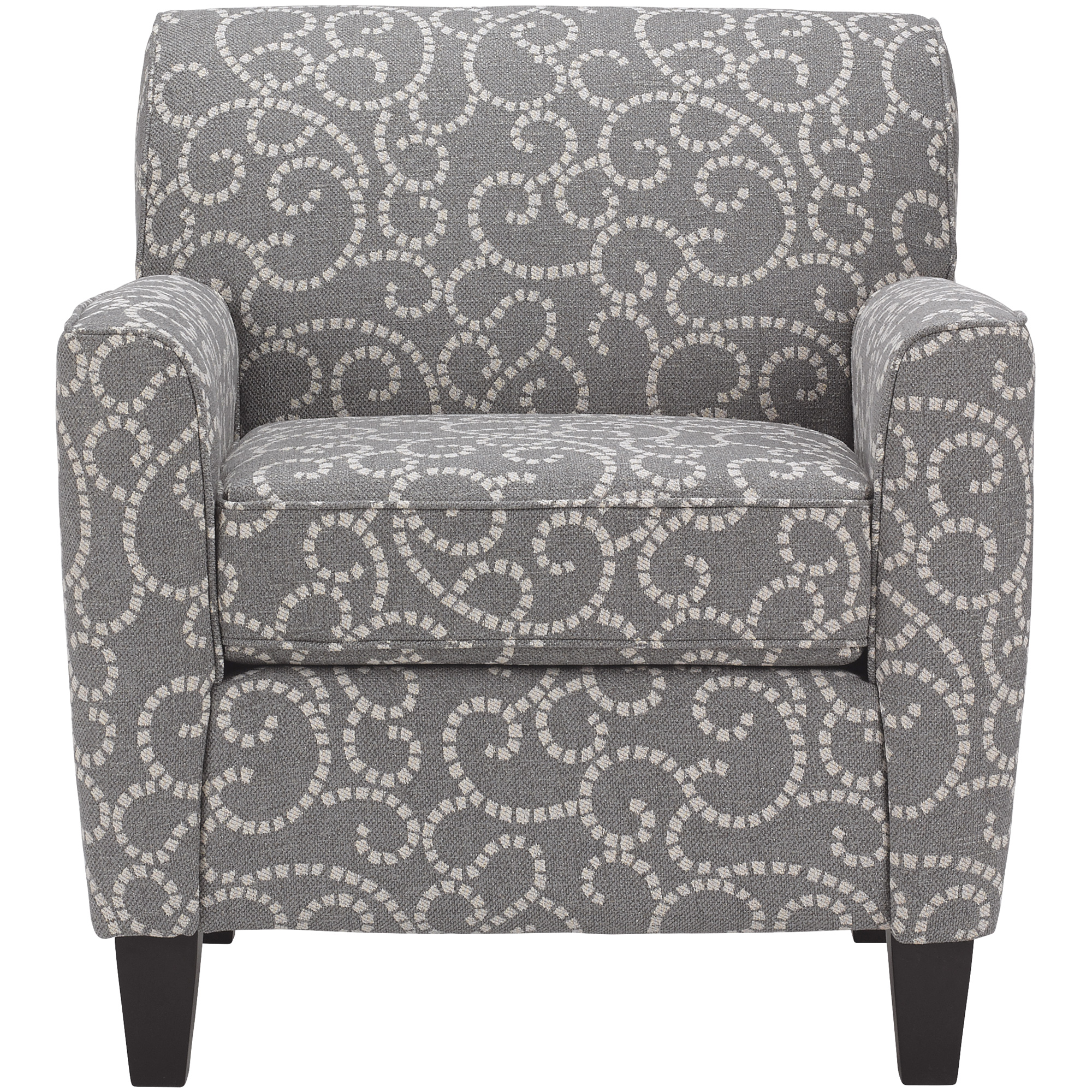 Best Home Furnishings | Risa Slate Accent Chair