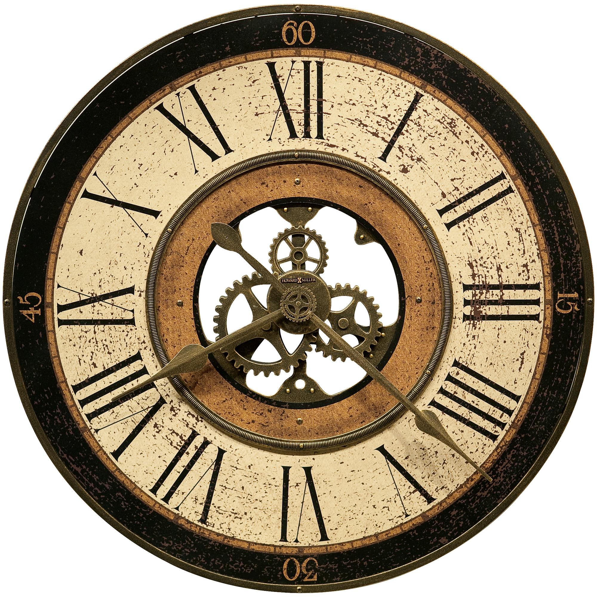 Howard Miller | Gertrude Wall Clock